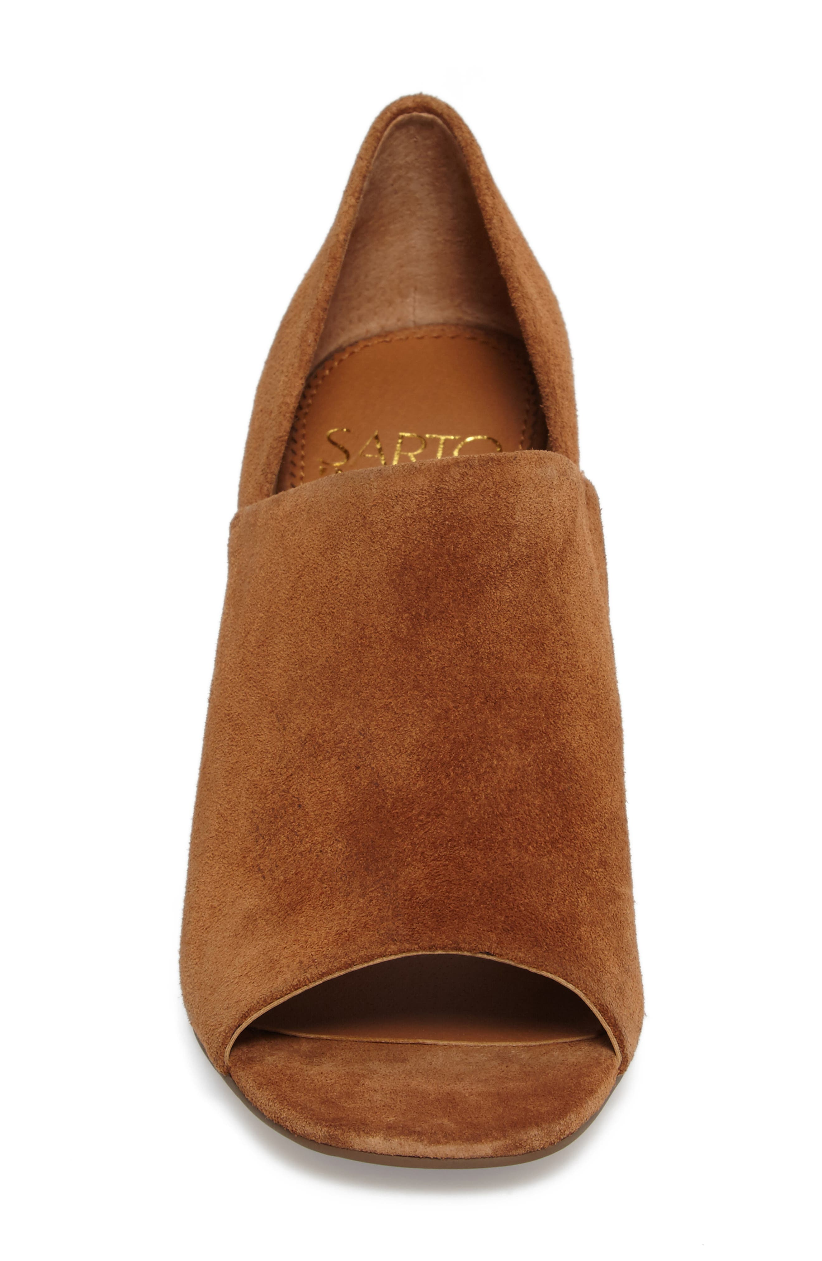 Alternate Image 4  - SARTO by Franco Sarto Ellison Block Heel Sandal (Women)