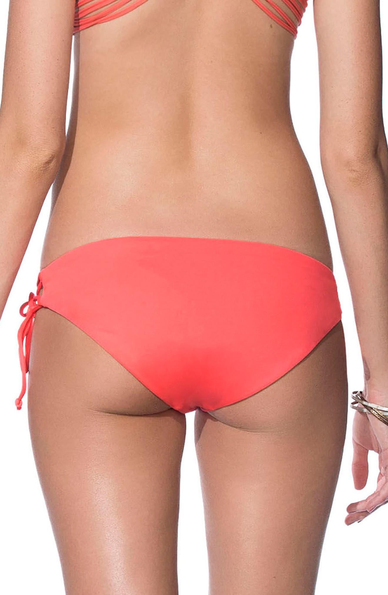Alternate Image 3  - Maaji Pomelo Rendezvous Signature Reversible Bikini Bottoms