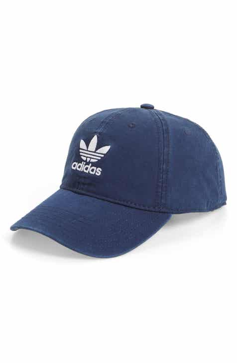 adidas Originals Relaxed Baseball Cap 2d1d405ce522