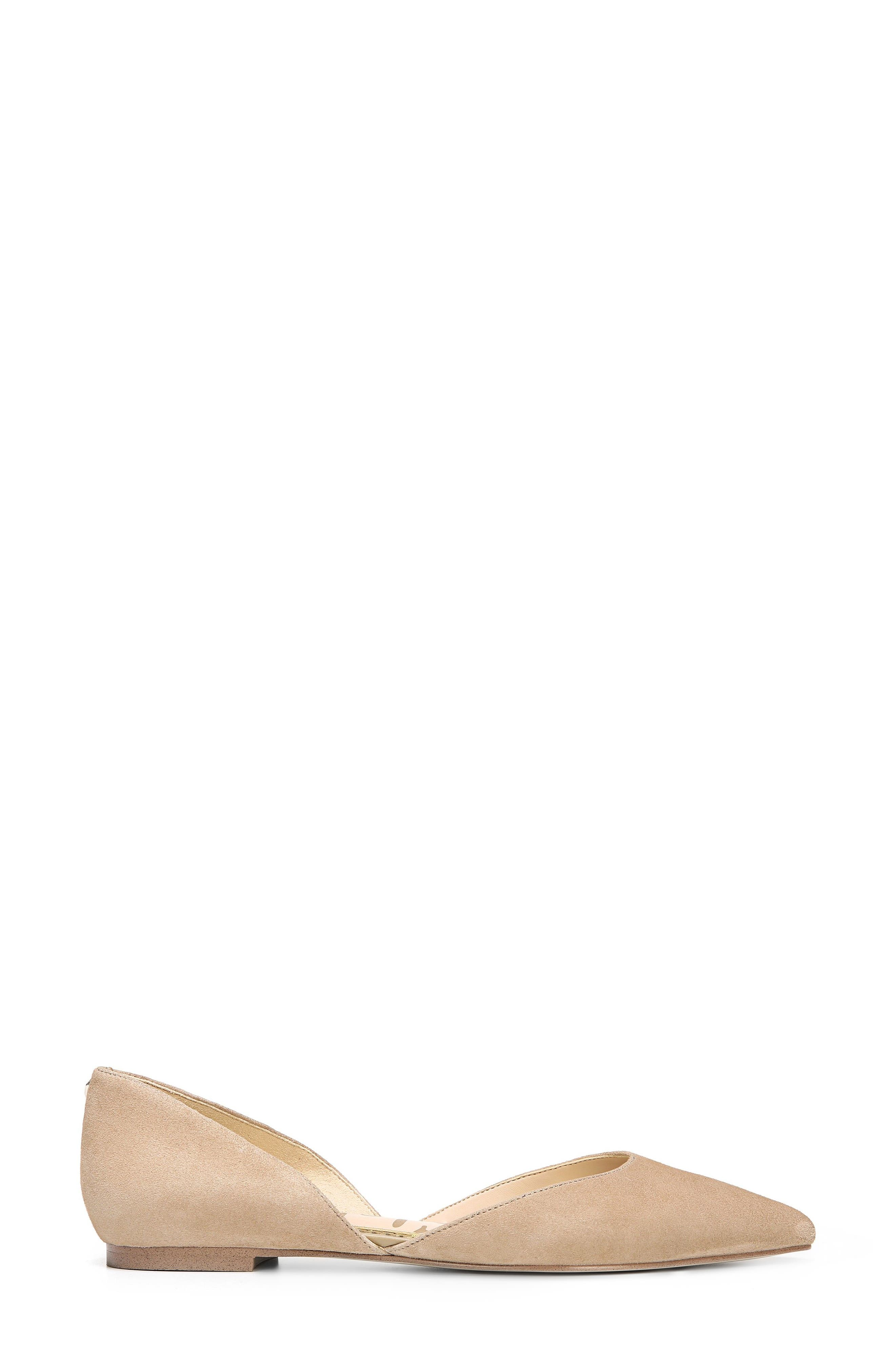 Alternate Image 3  - Sam Edelman Rodney Pointy Toe d'Orsay Flat (Women)