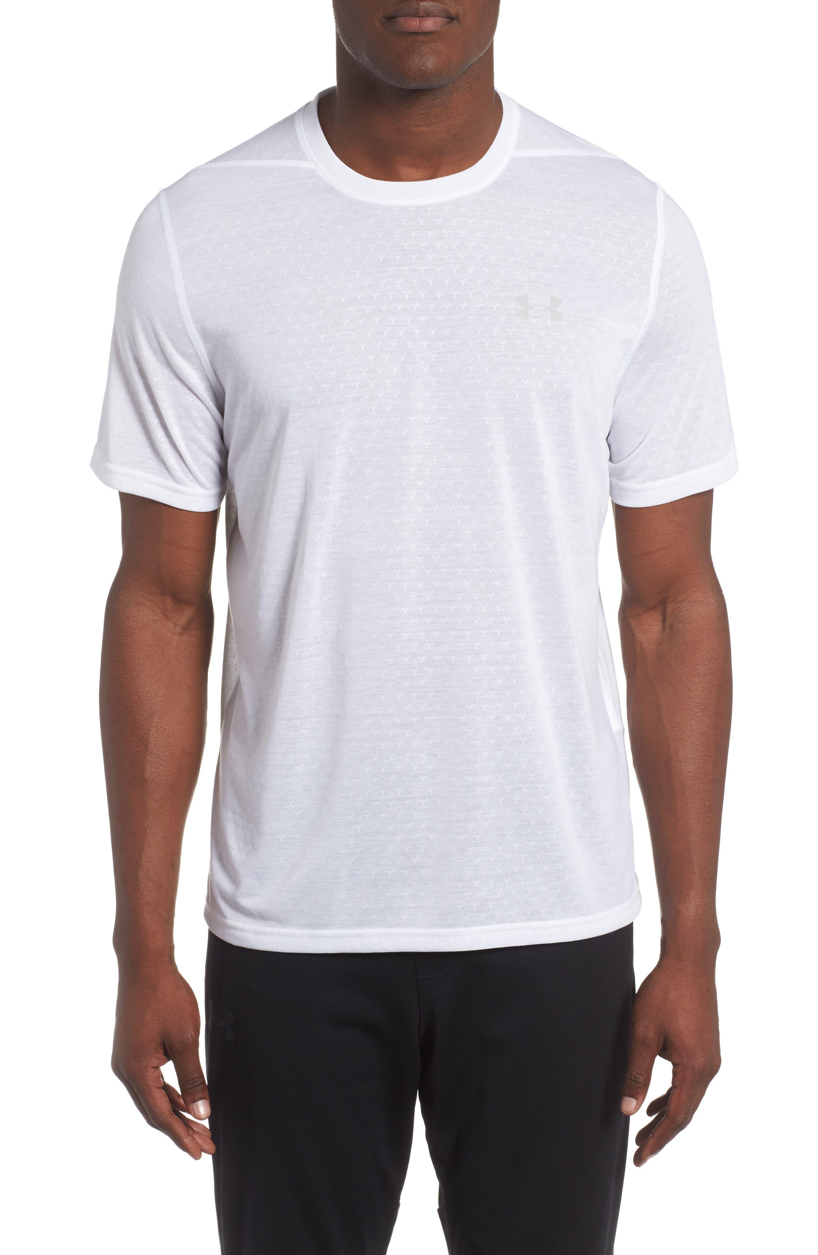 Under Armour Threadborne Siro Regular Fit T-Shirt