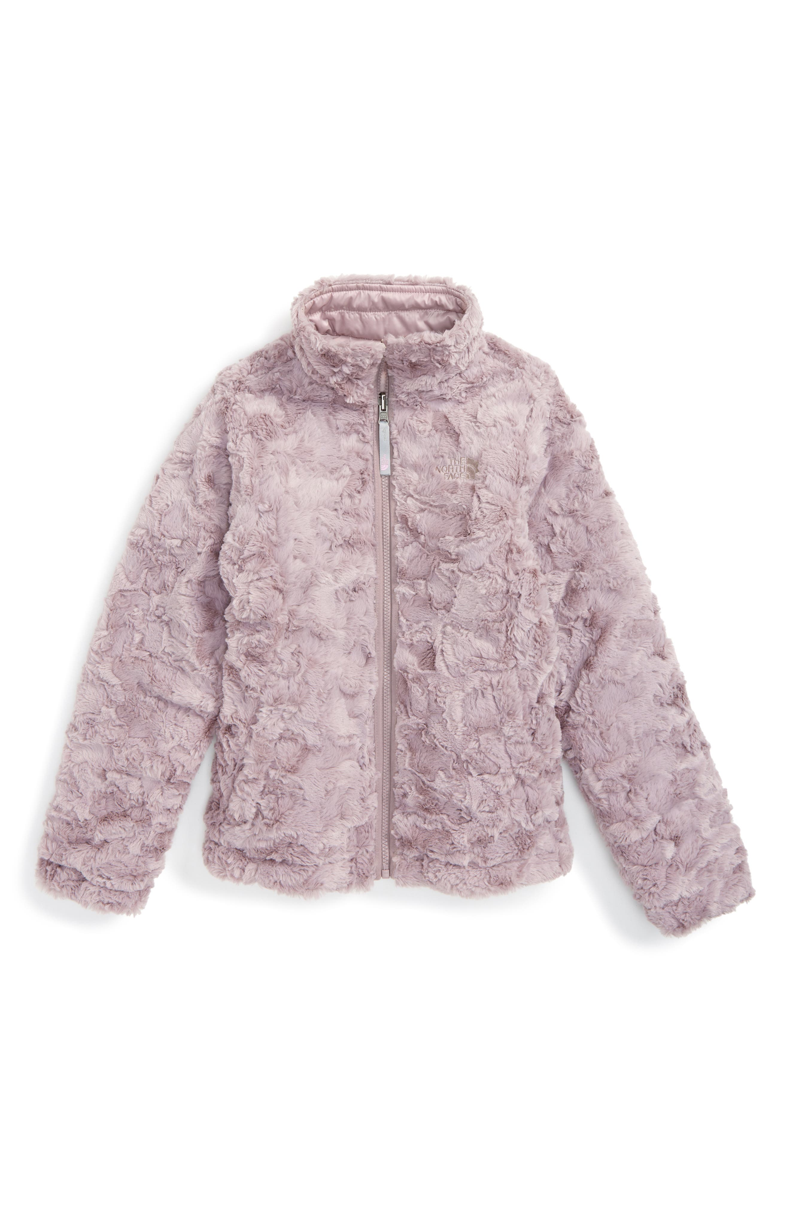 'Mossbud Swirl' Reversible Water Resistant Jacket,                             Alternate thumbnail 2, color,                             Burnished Lilac