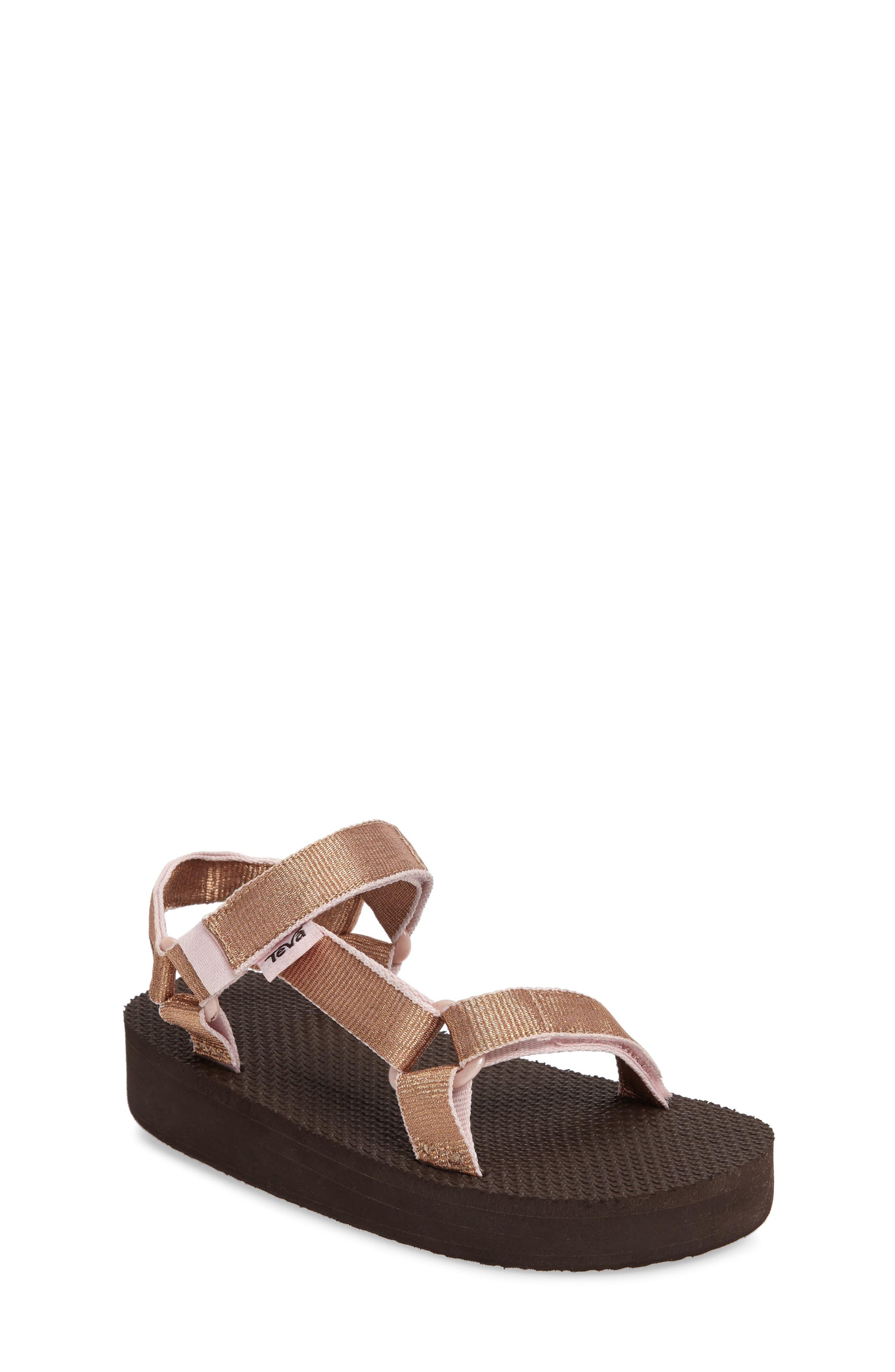TEVA Hi Rise Platform Sandal