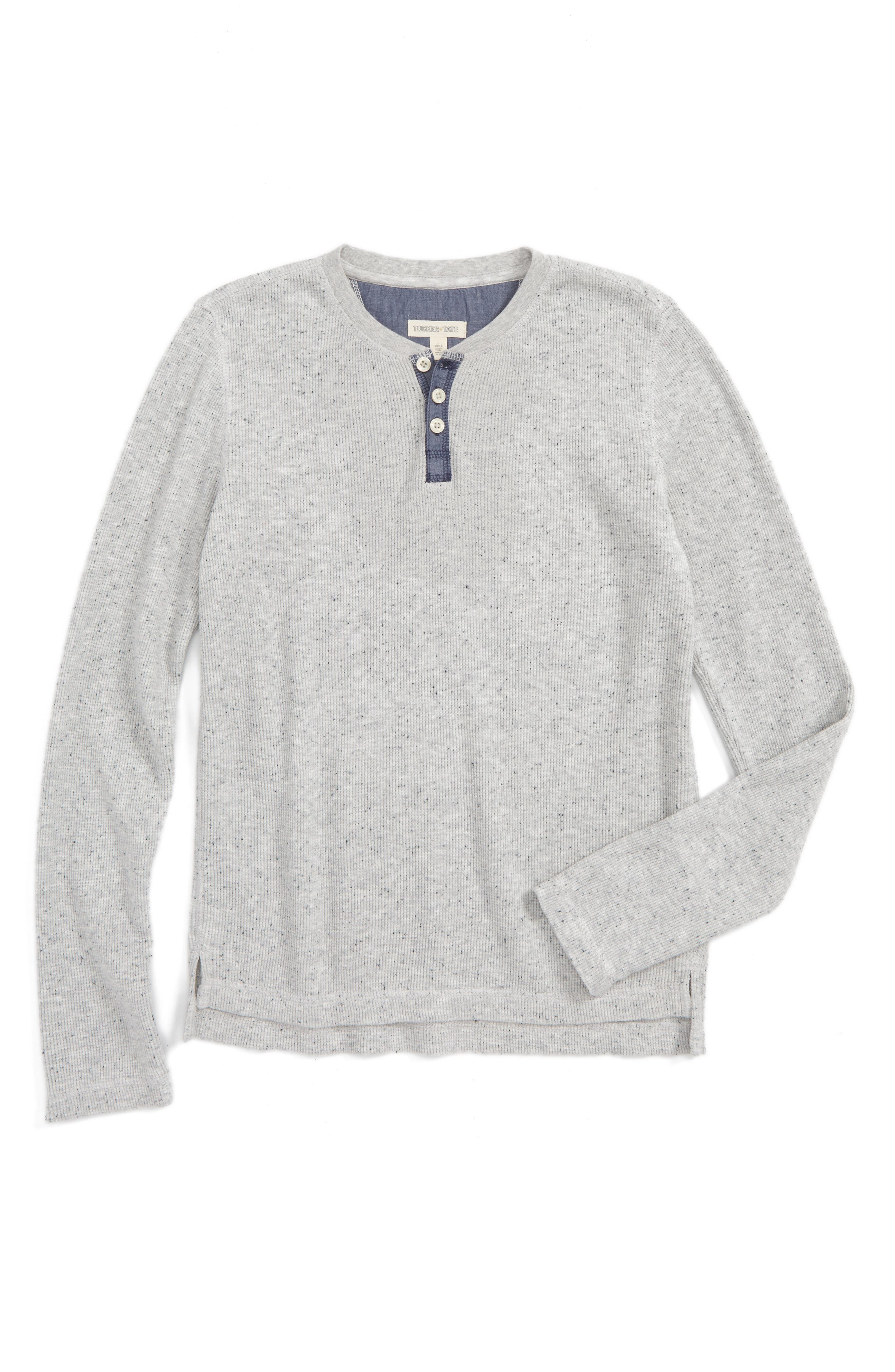 TUCKER + TATE Thermal Henley