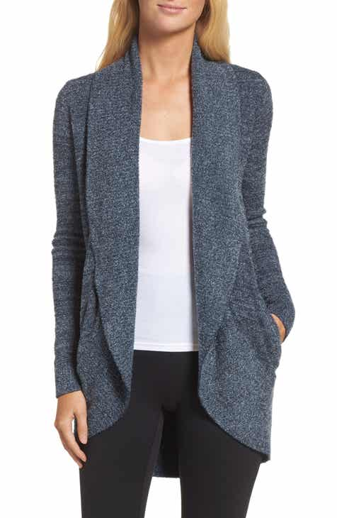 Barefoot Dreams® CozyChic Lite® Circle Cardigan by BAREFOOT DREAMS