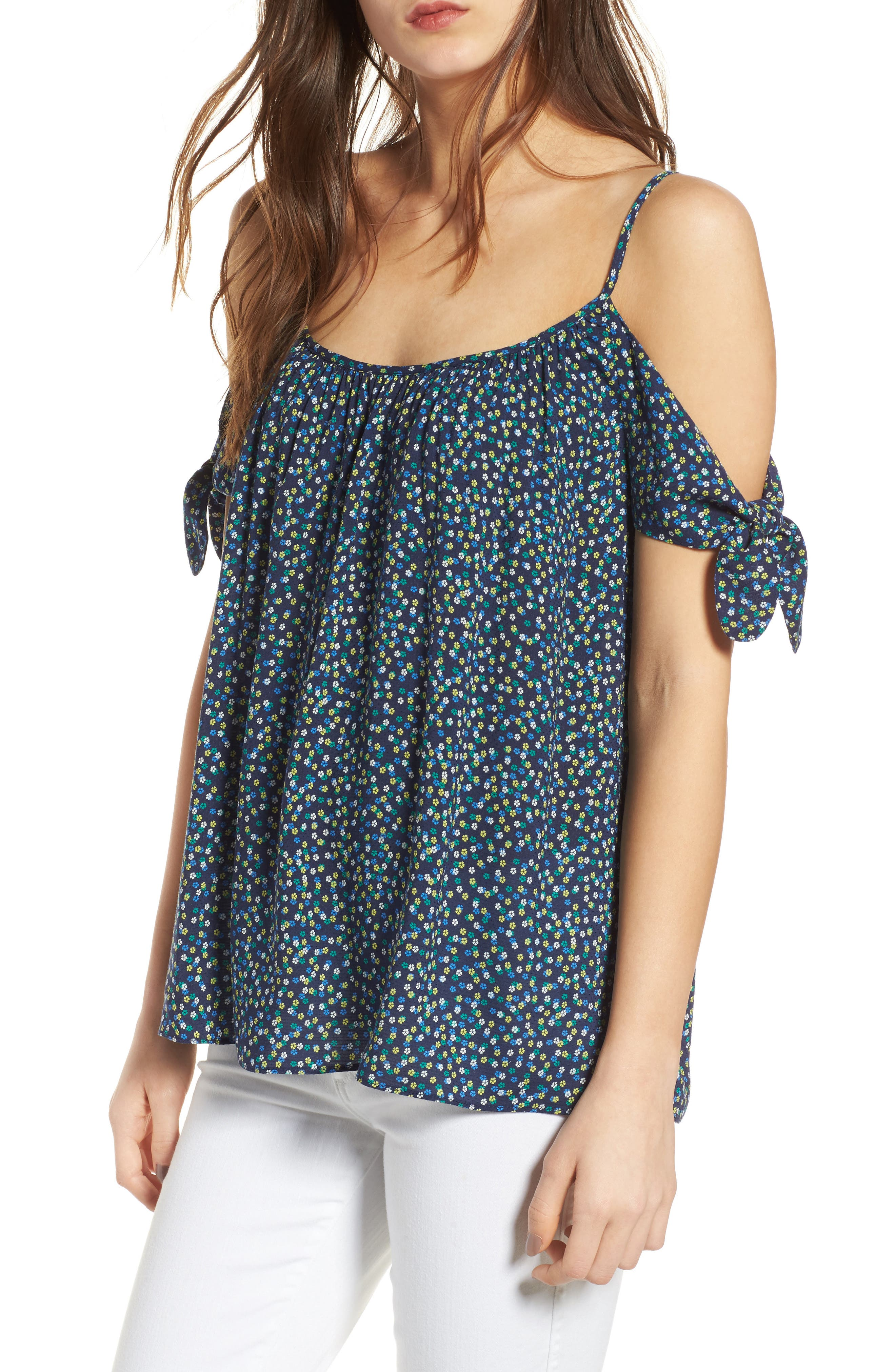 BAILEY 44 Wahine Off the Shoulder Top