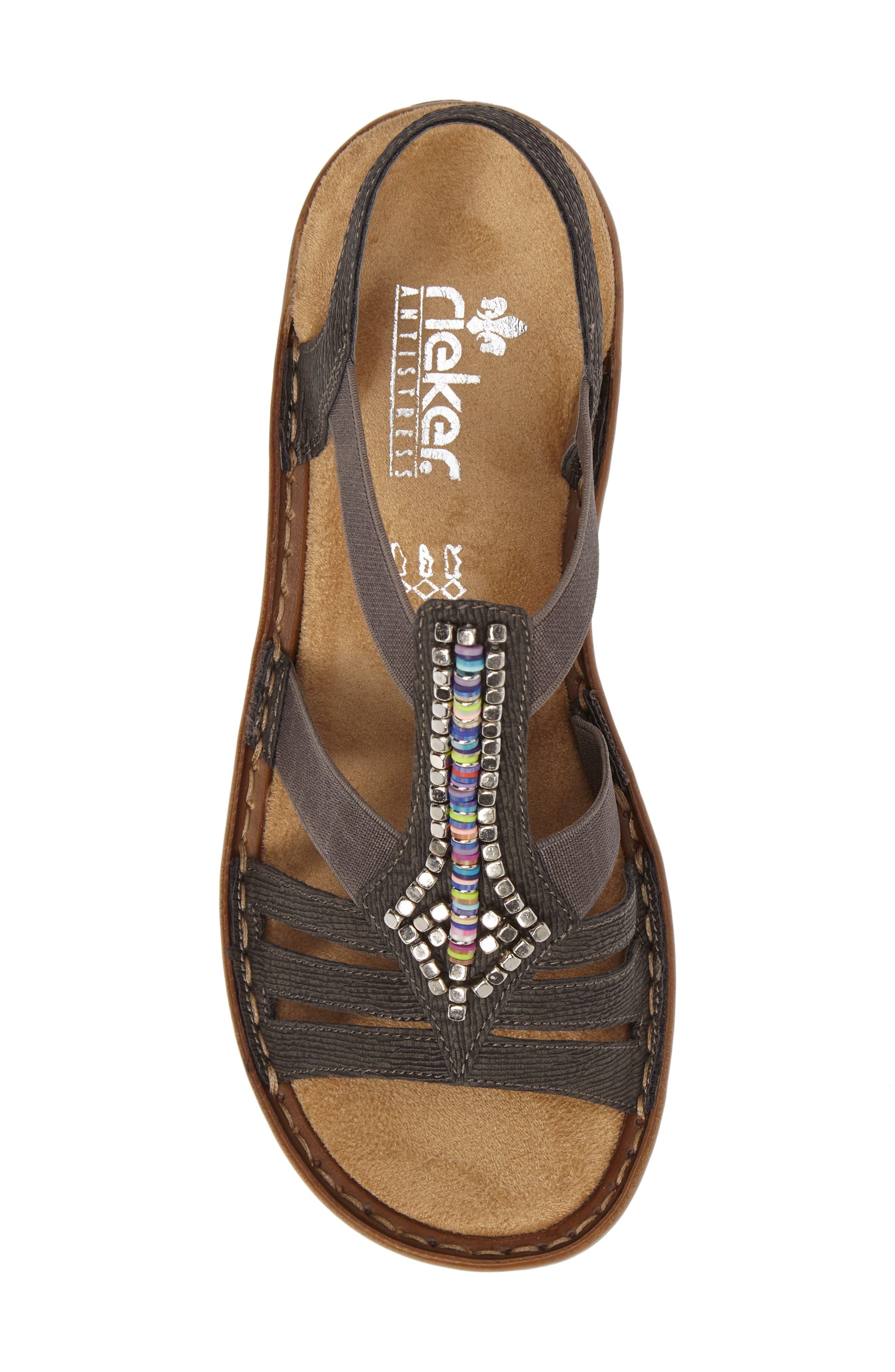 Alternate Image 5  - Rieker Antistress Regina S1 Sandal (Women)