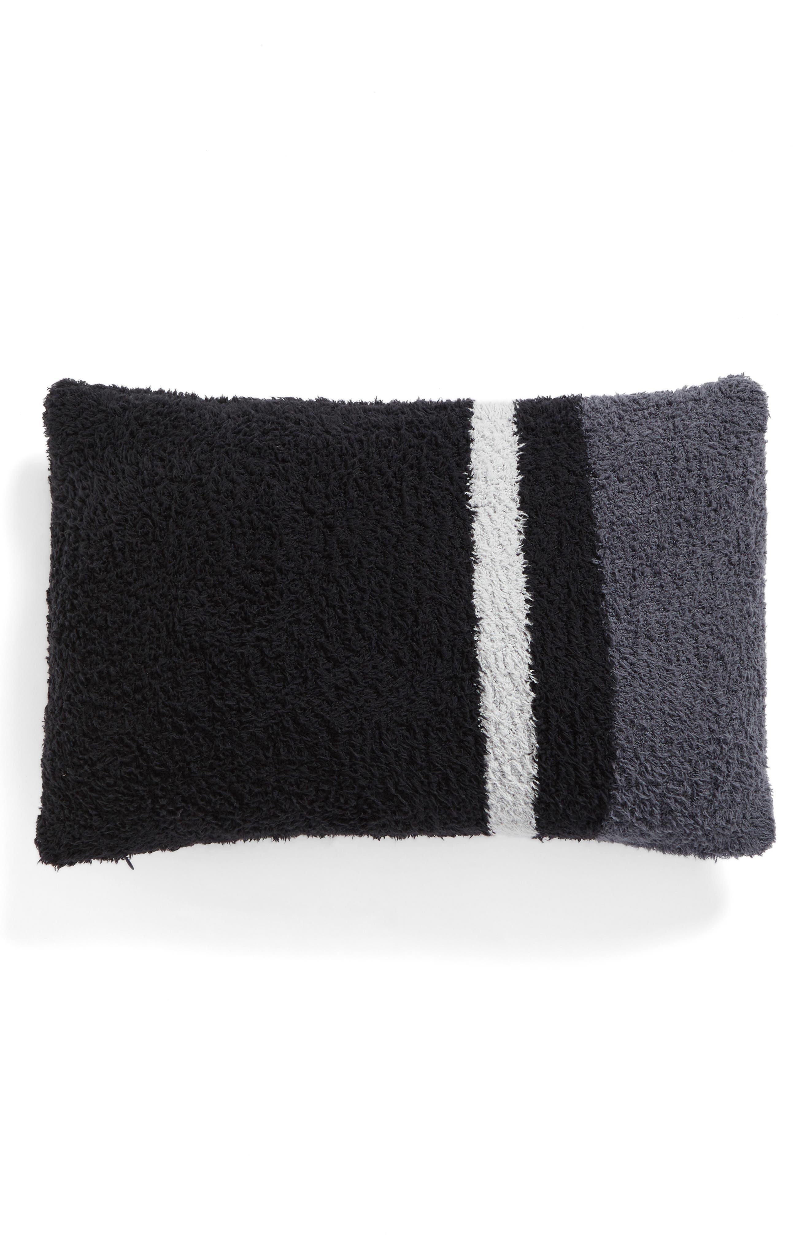 Barefoot Dreams® Cozychic® Block Stripe Accent Pillow
