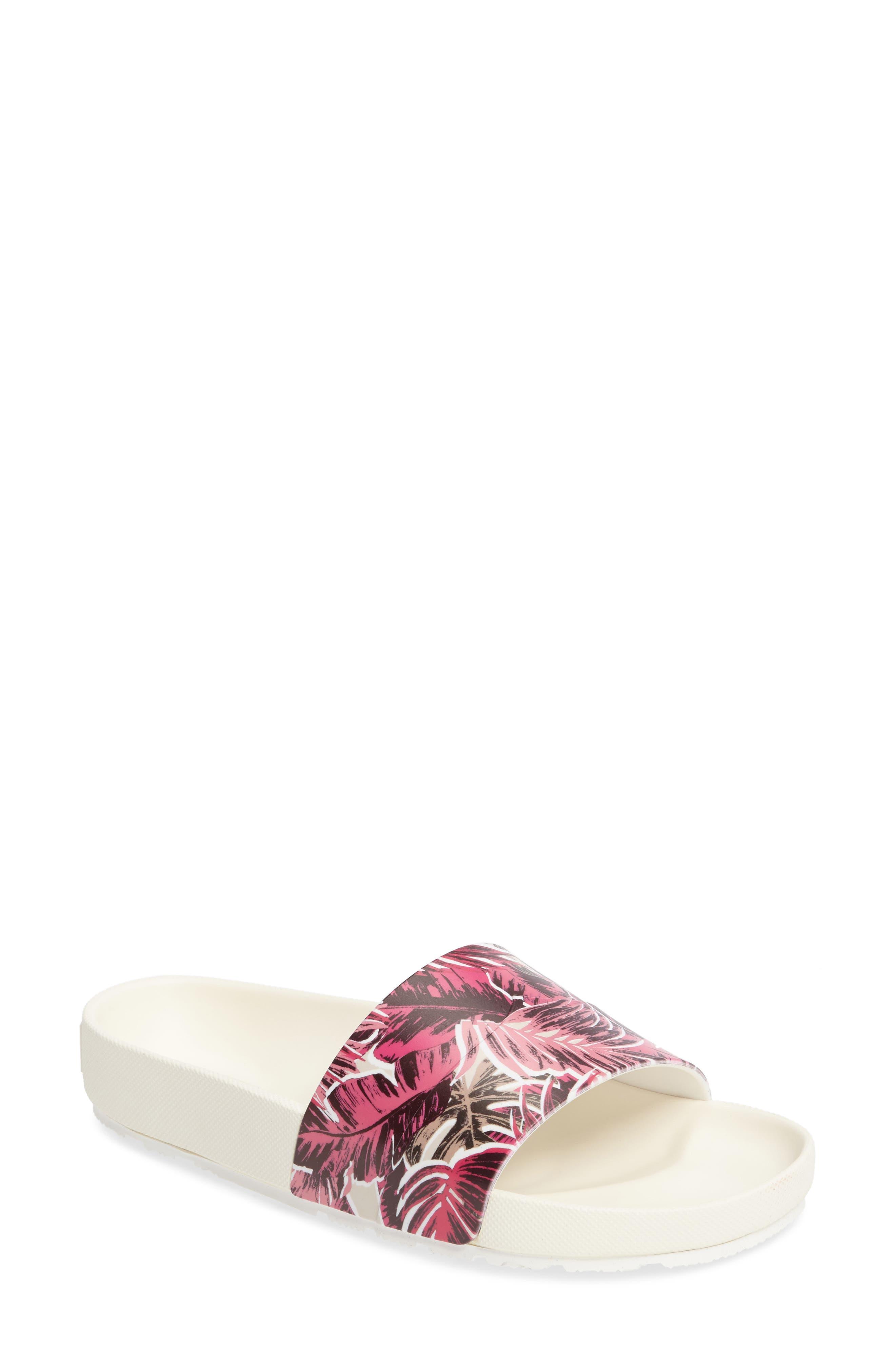 Hunter Original - Jungle Print Slide Sandal (Women)