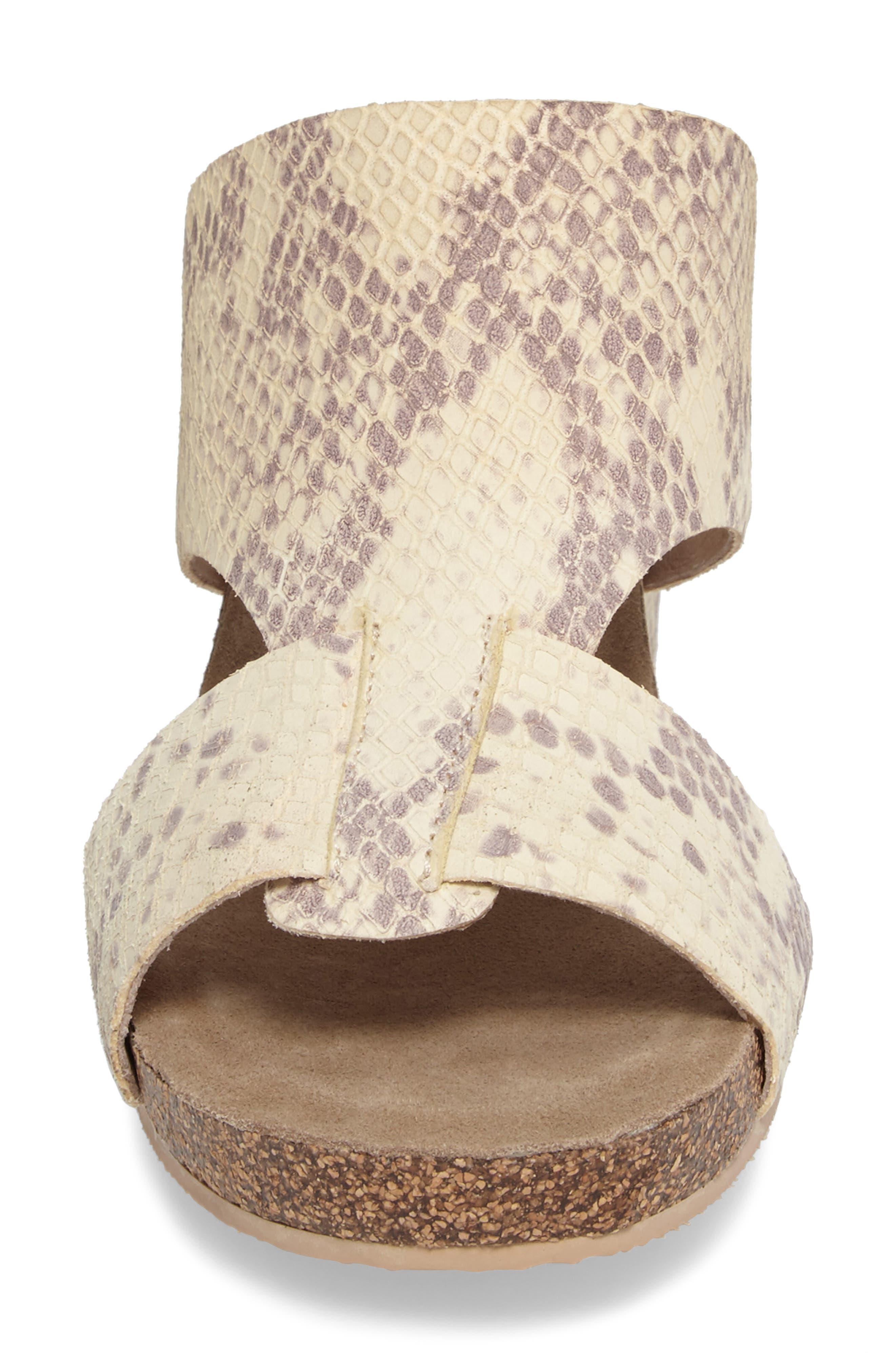 Alternate Image 4  - Sudini Berta Wedge Sandal (Women)