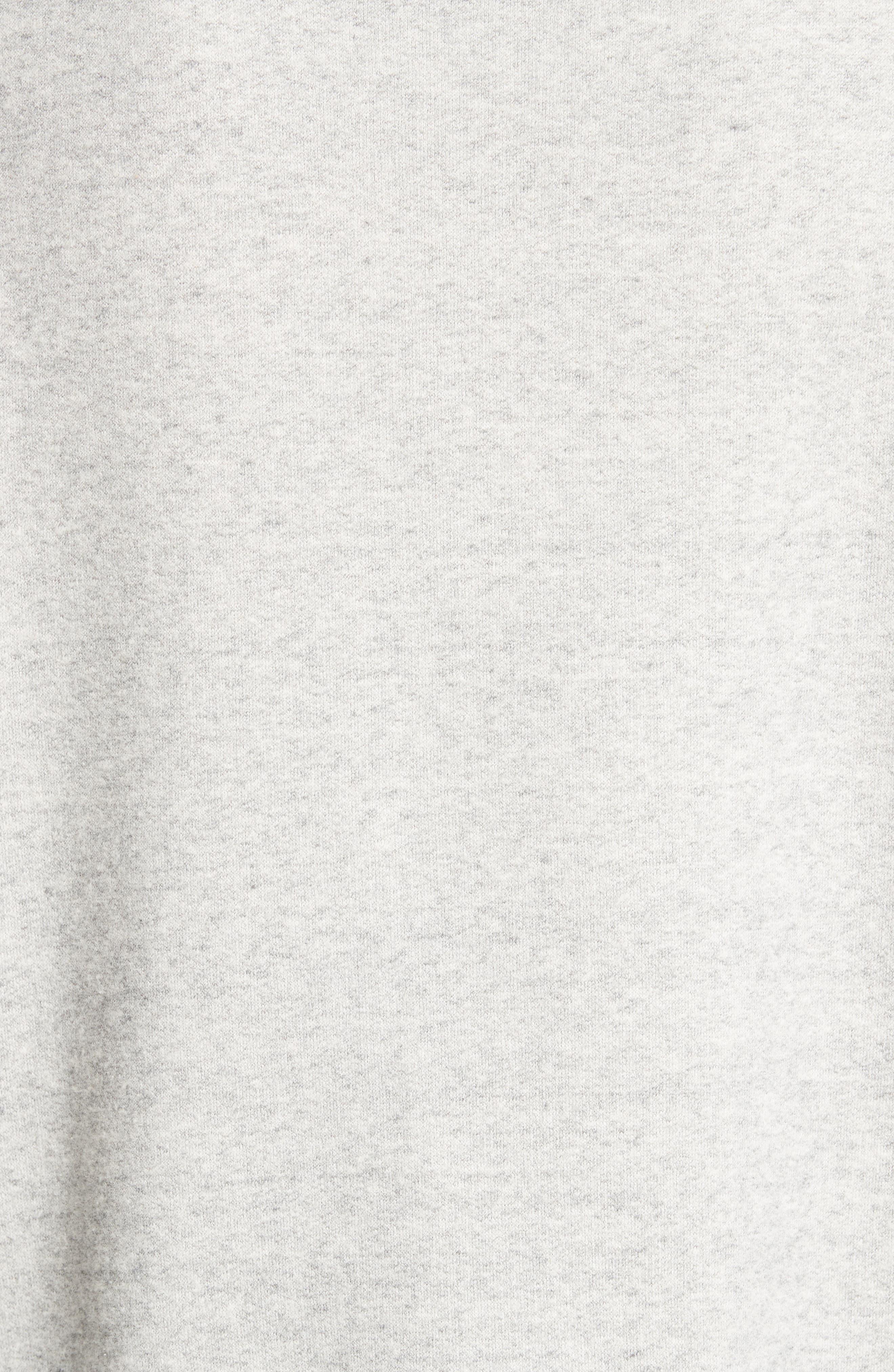Alternate Image 5  - Moncler Maglia Girocollo Sweatshirt