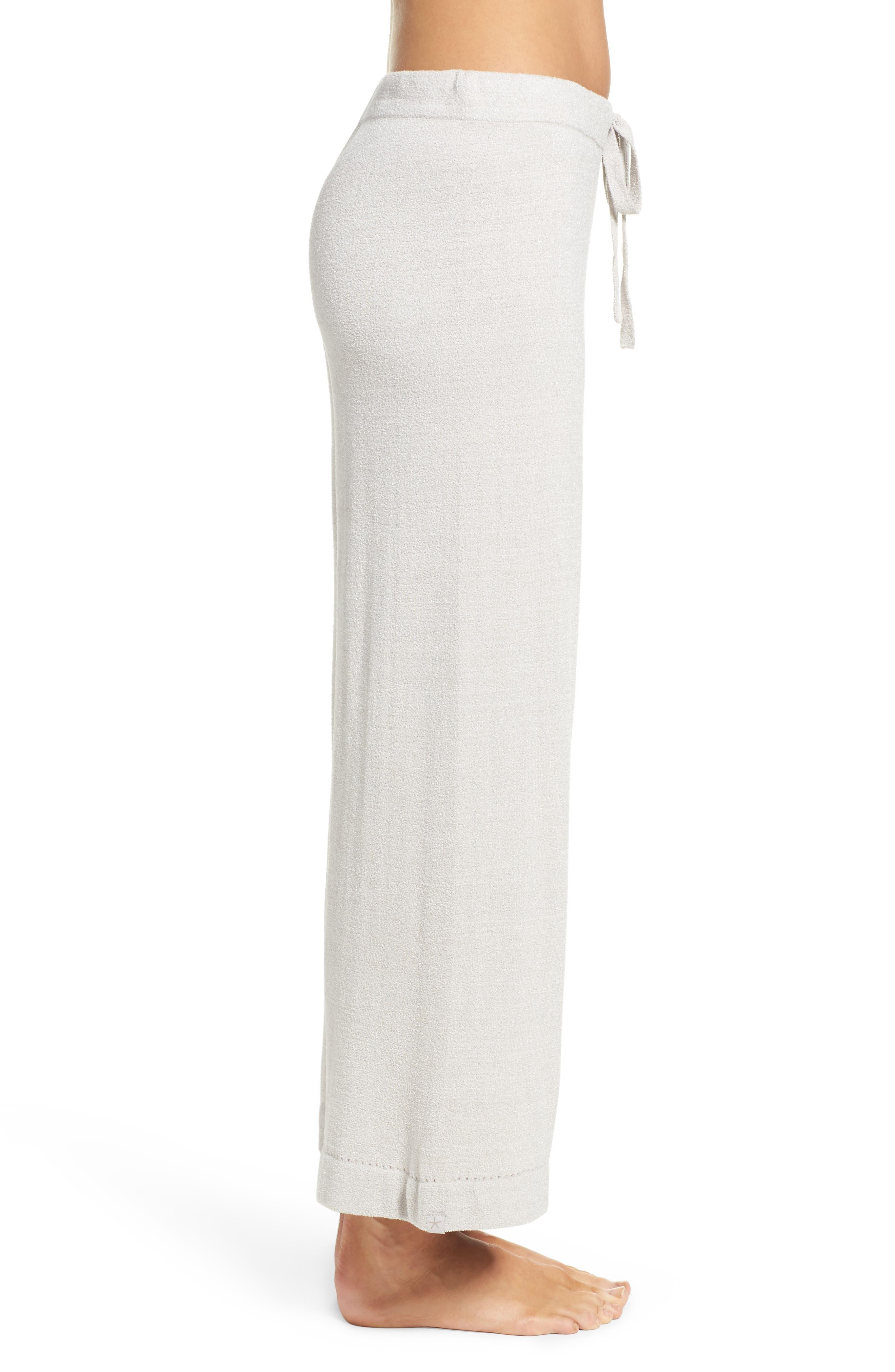 Alternate Image 3  - Barefoot Dreams® Cozychic Ultra Lite® Culotte Lounge Pants