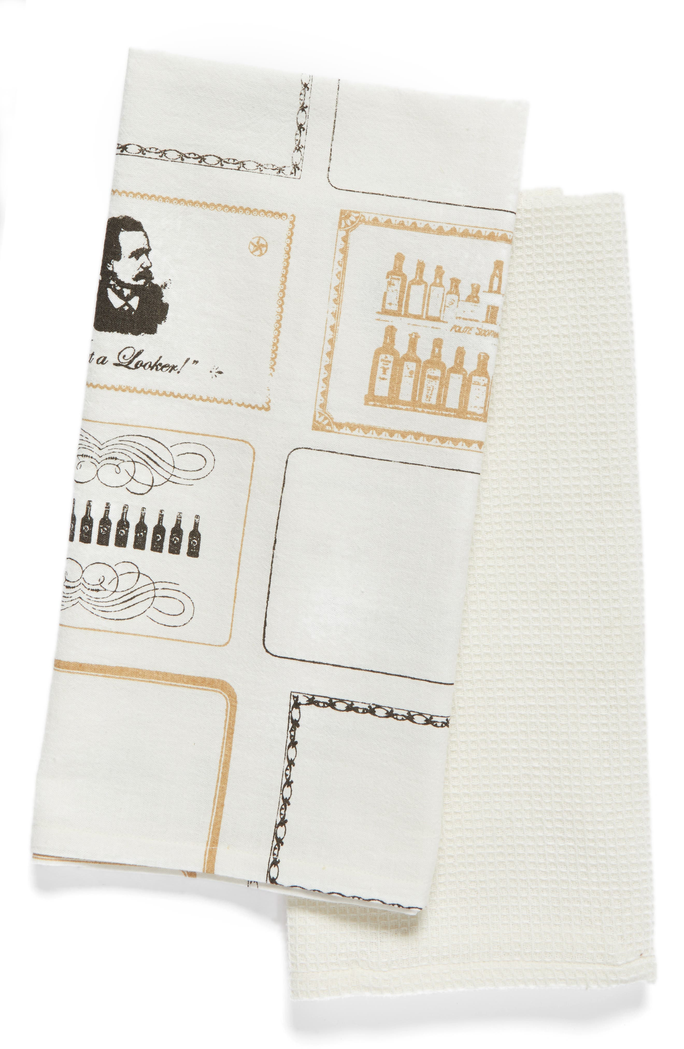 Main Image - Nordstrom at Home Dad's Elixir Set of 2 Dish Towels