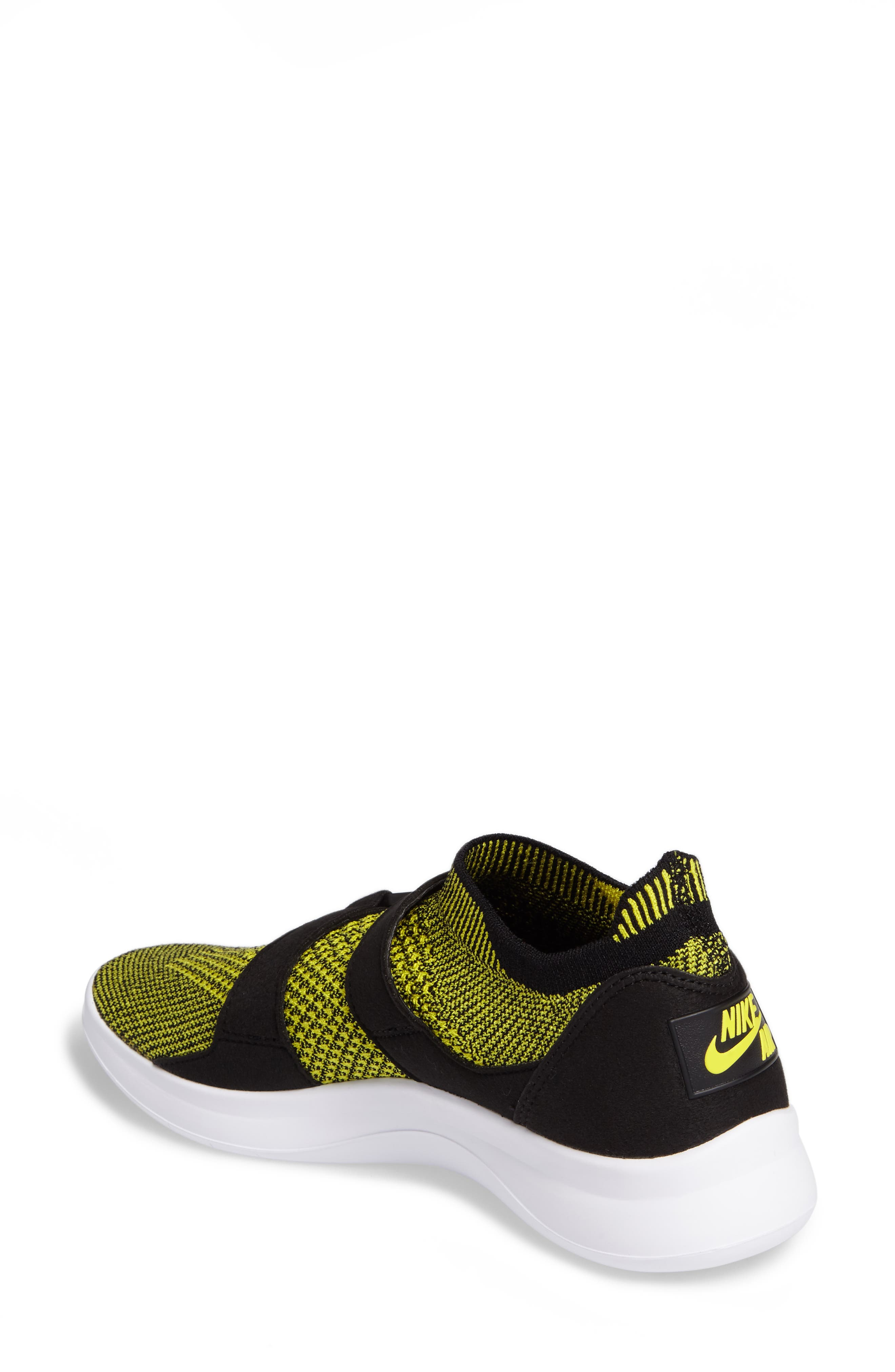 Alternate Image 2  - Nike Air Sock Racer Ultra Flyknit Sneaker (Women)
