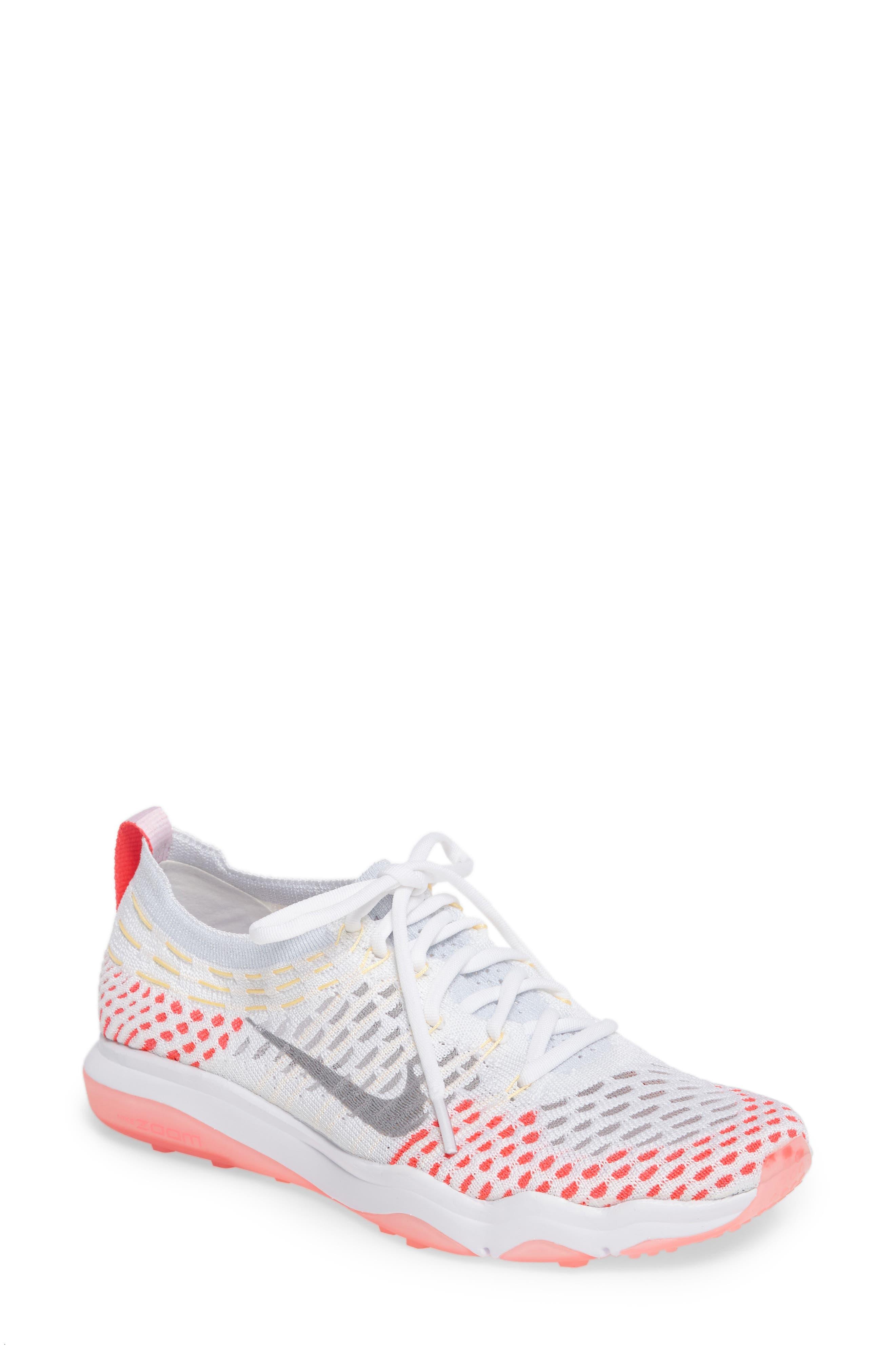 Nike Air Zoom Fearless Flyknit Training Shoe (Women)