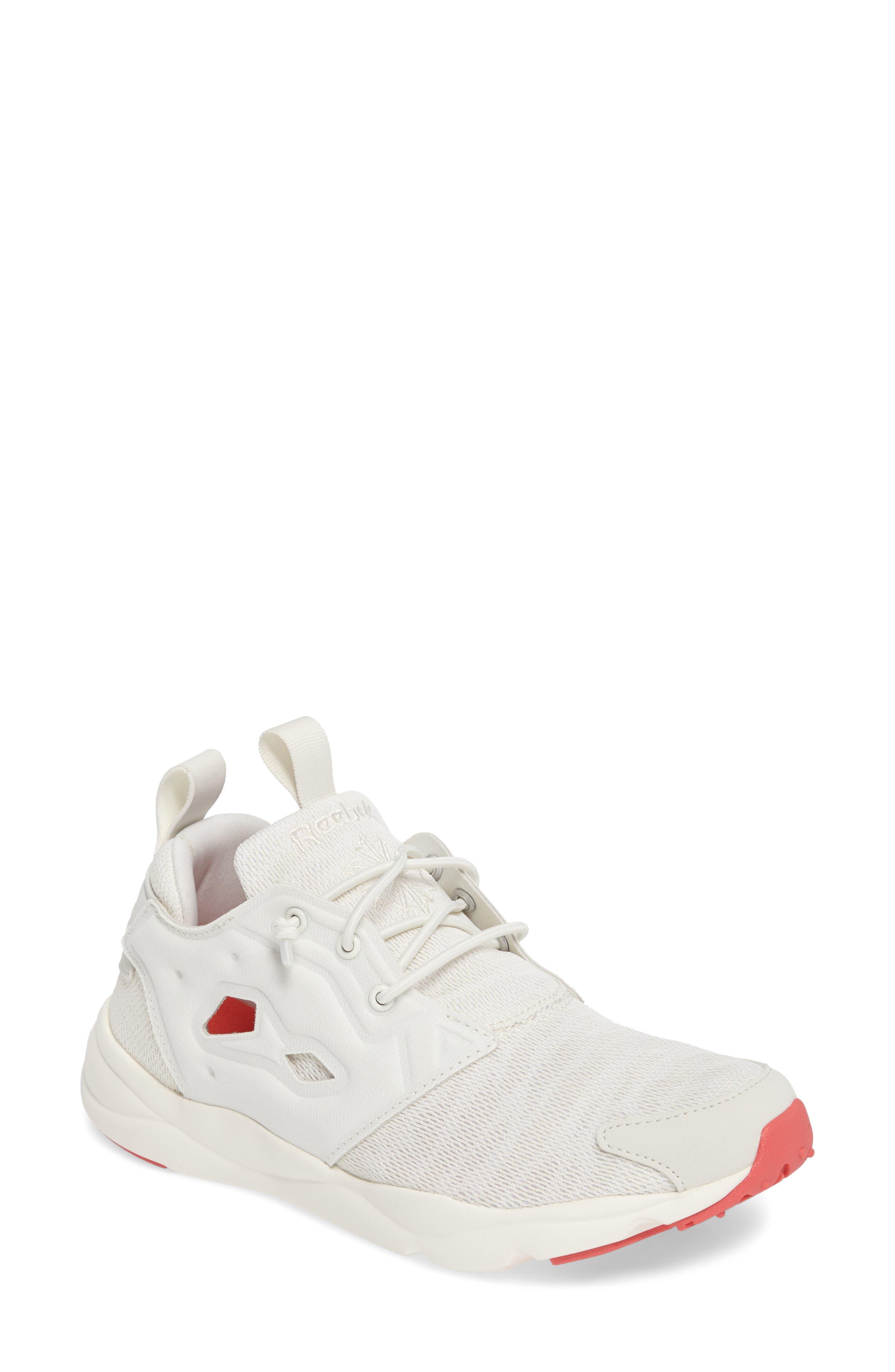 Alternate Image 1 Selected - Reebok Furylite Sneaker (Women)