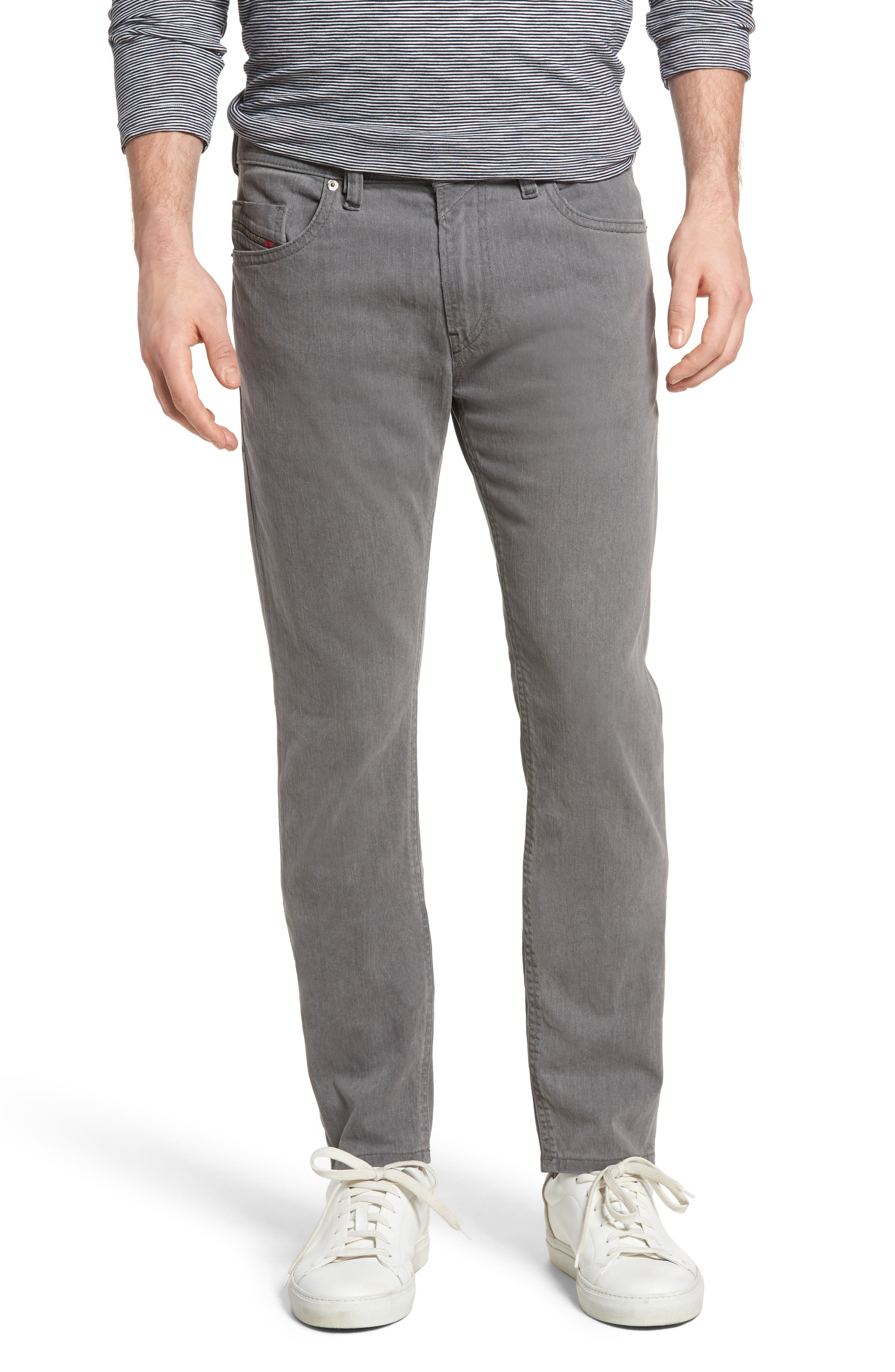 DIESEL® Thommer Slim Fit Jeans (681D)