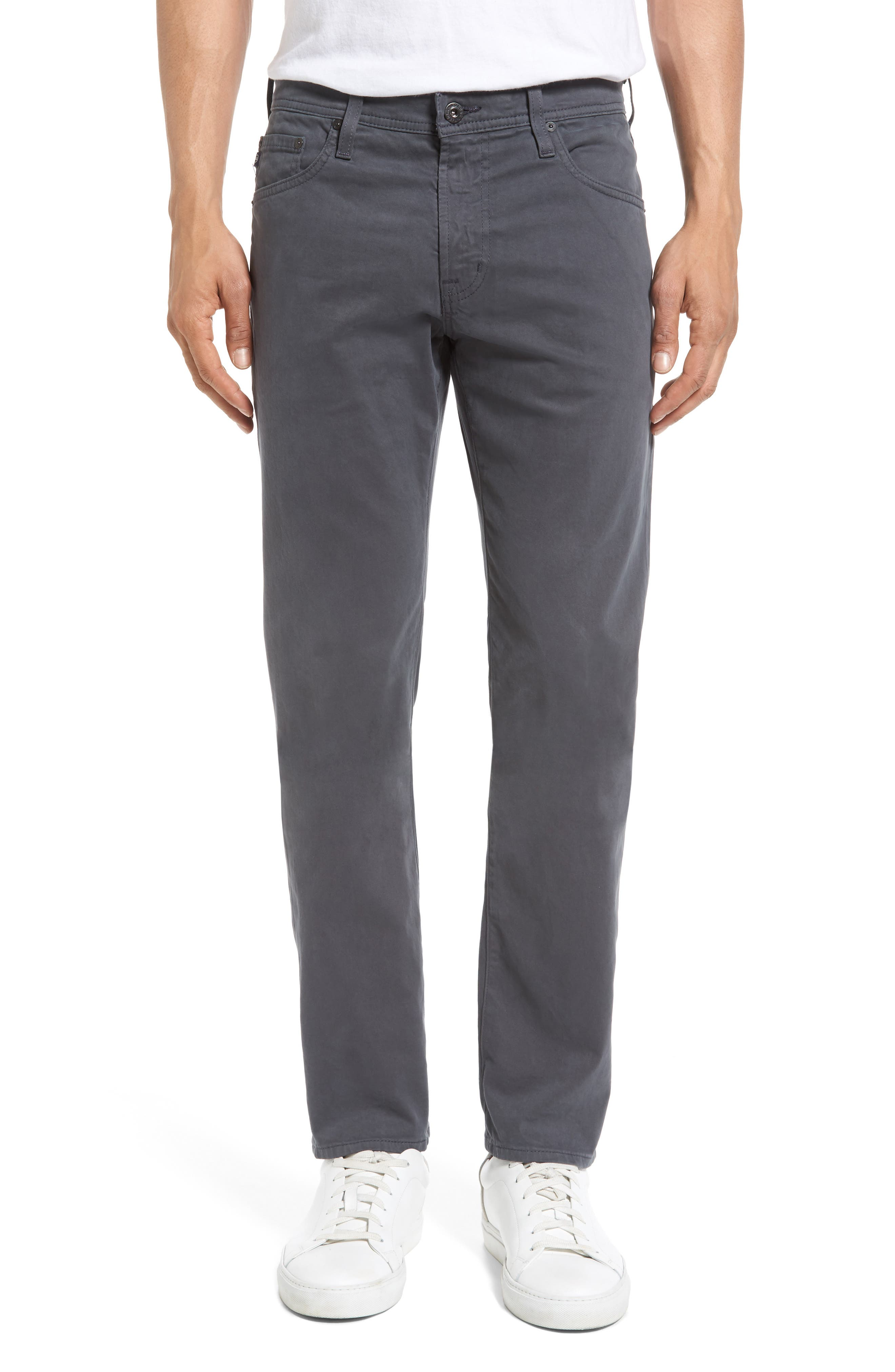 Main Image - AG Tellis SUD Modern Slim Stretch Twill Pants