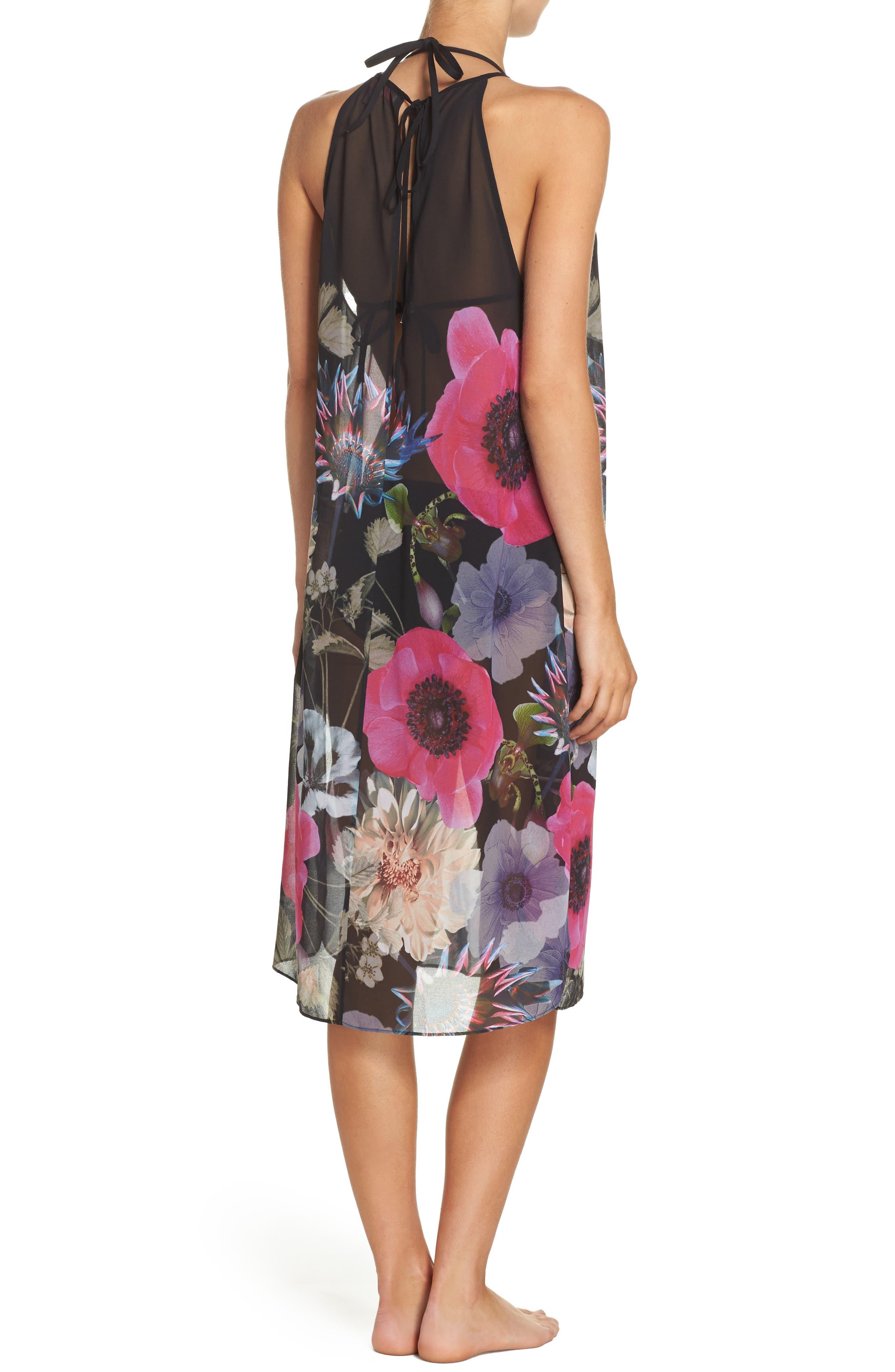 Alternate Image 2  - Ted Baker London Midi Cover-Up Dress