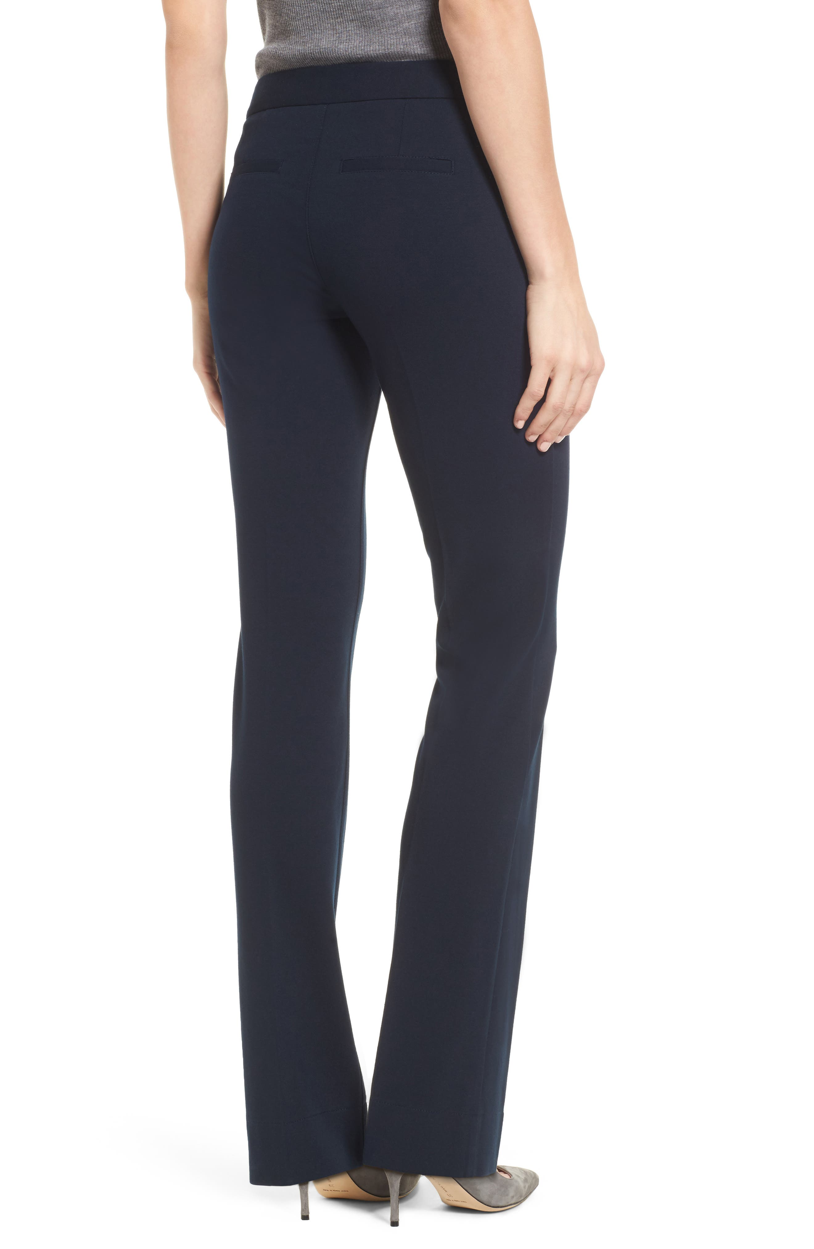 Alternate Image 2  - NYDJ Stretch Knit Trousers (Regular & Petite)