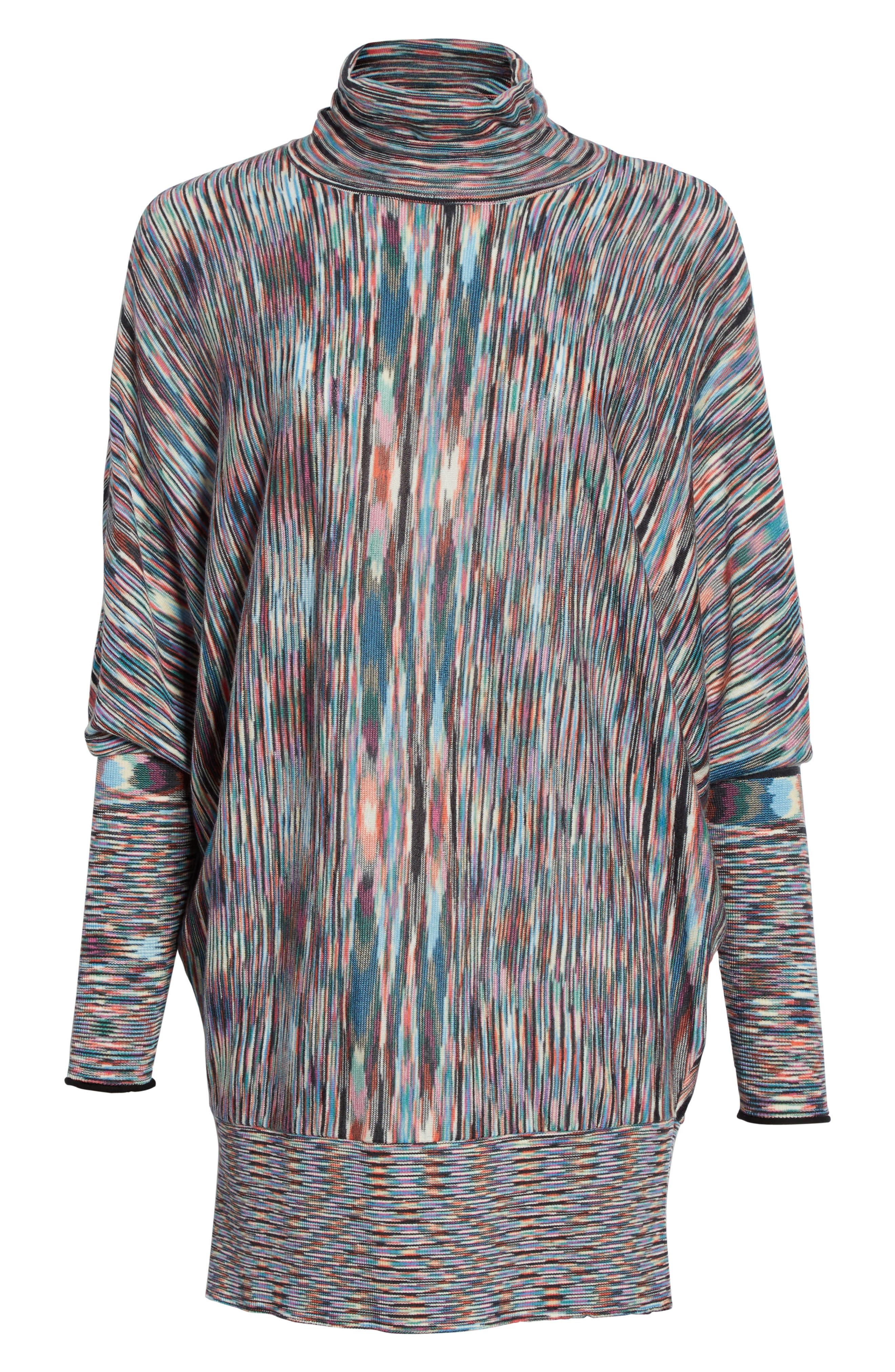 Alternate Image 4  - Missoni Space Dye Knit Dress