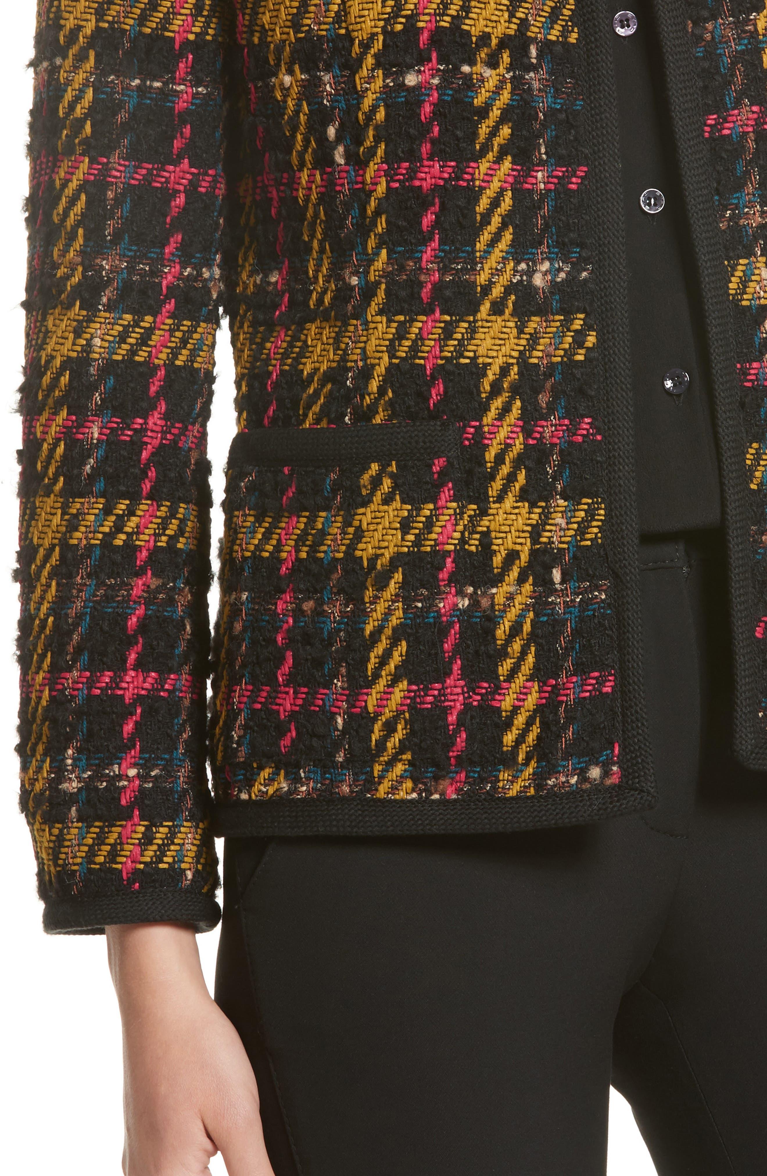 Alternate Image 6  - Etro Plaid Jacket