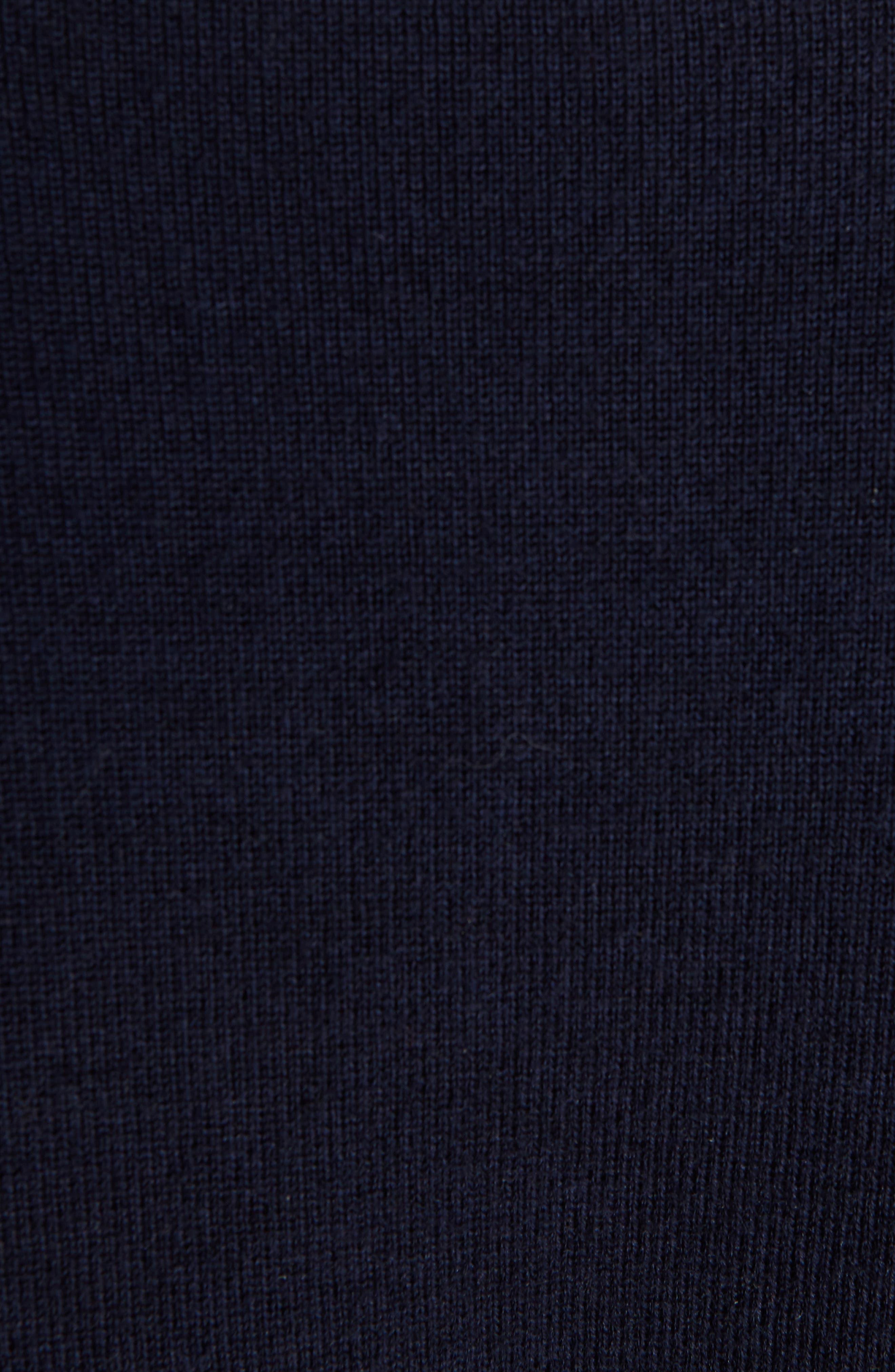 Alternate Image 3  - Loewe Stripe Knit Turtleneck