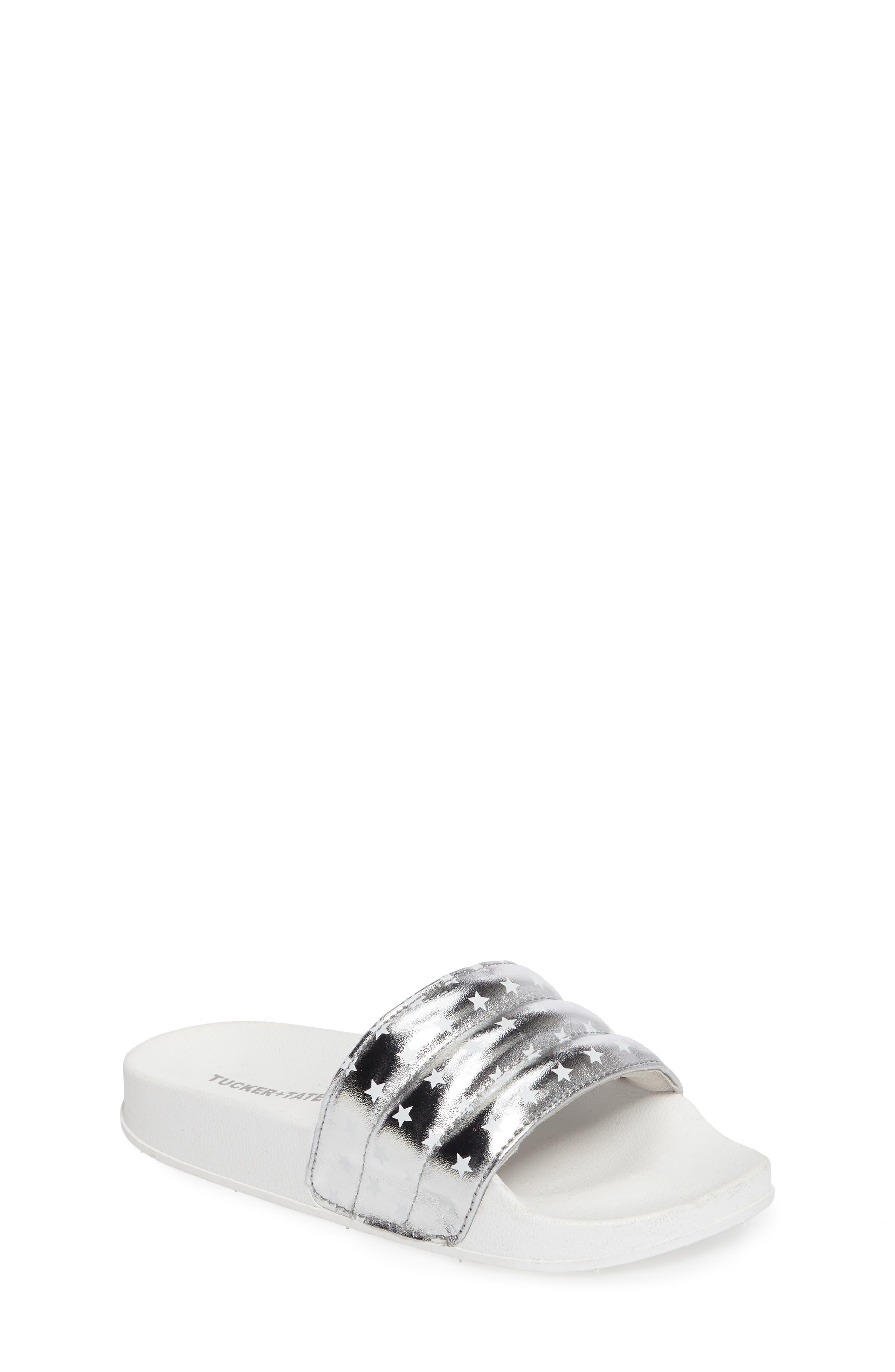 TUCKER + TATE Star Slide Sandal