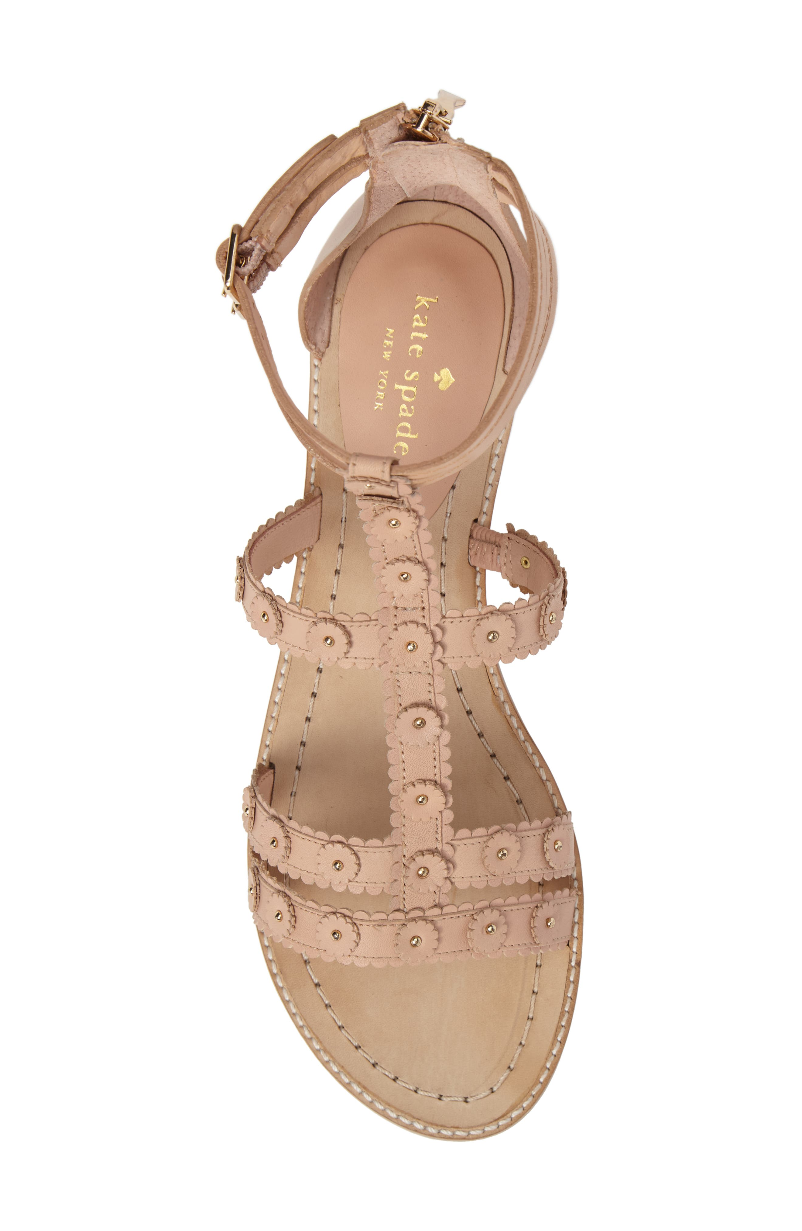 Alternate Image 5  - kate spade new york santina sandal (Women)