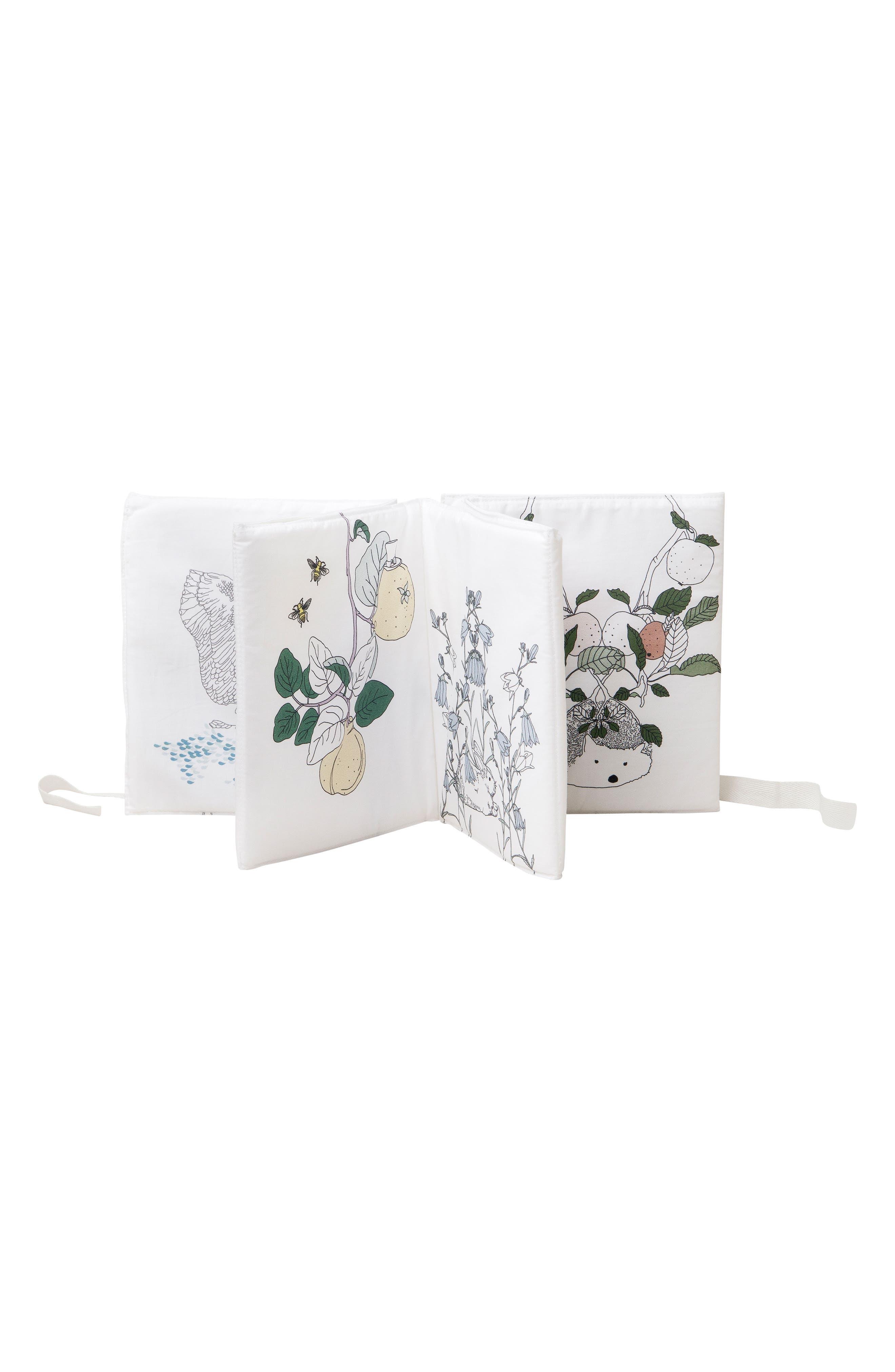 Alternate Image 4  - Garbo&Friends Flora & Fauna Fabric Book