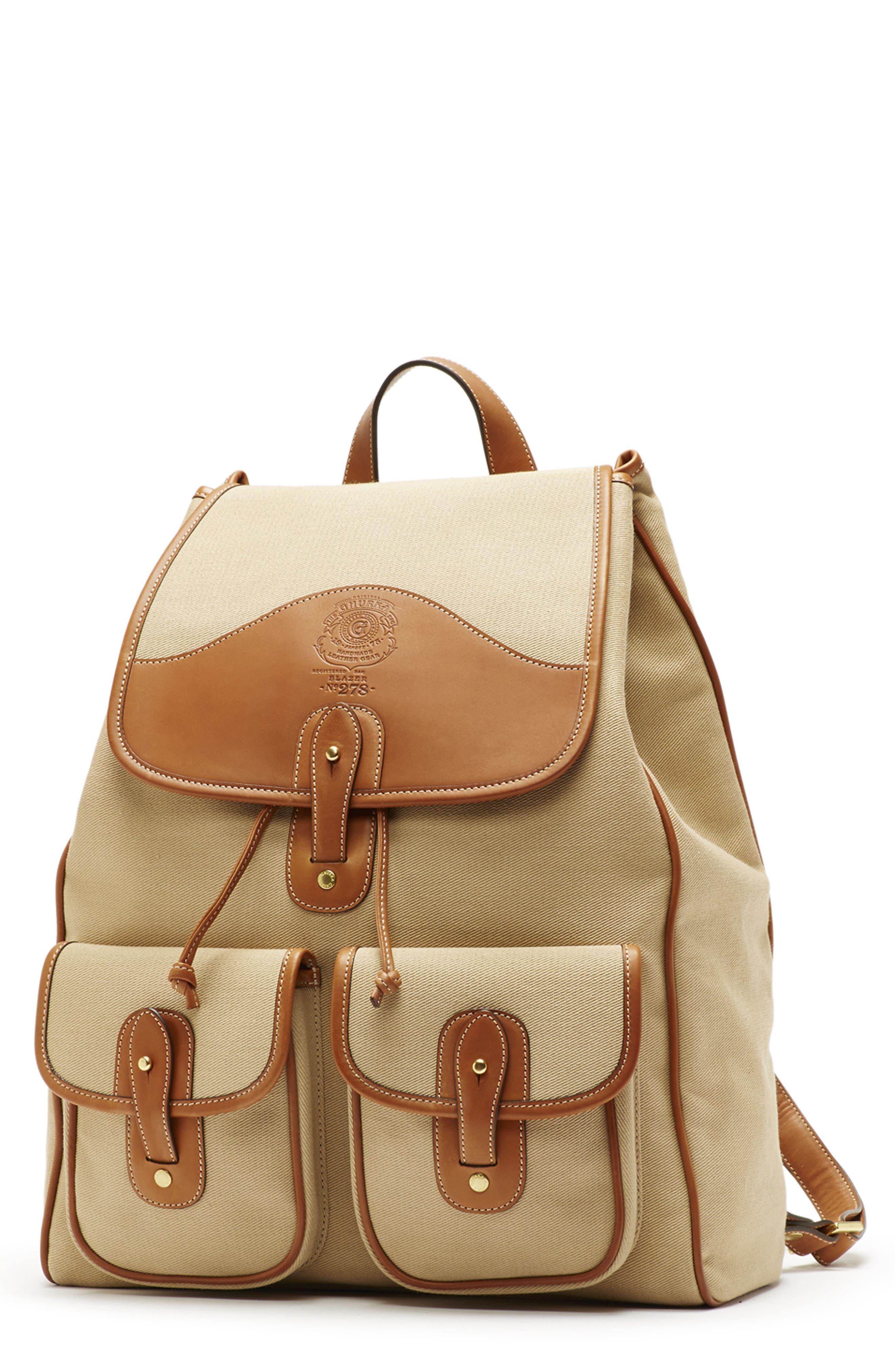 Ghurka Blazer Backpack