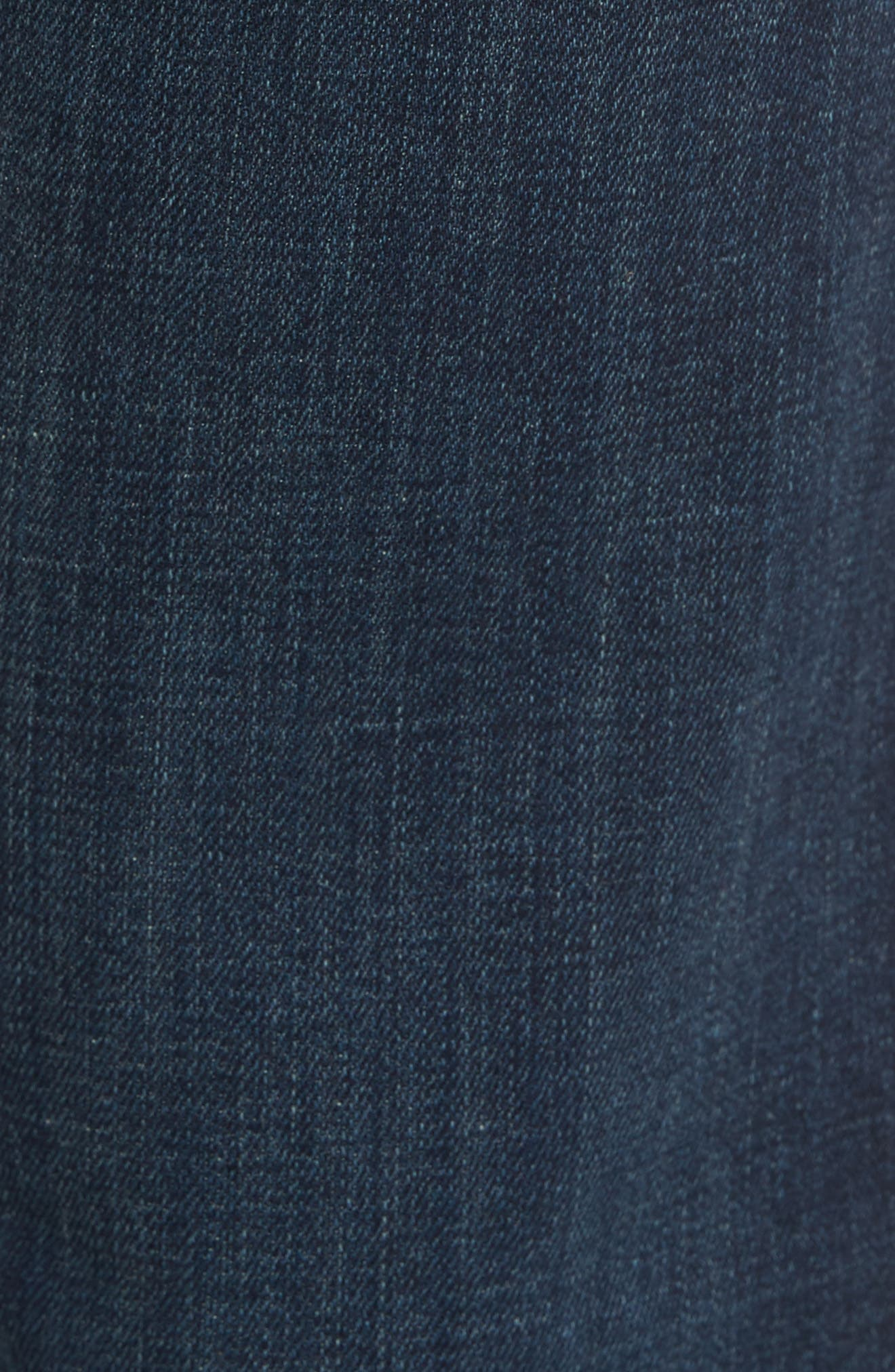 Doheny Relaxed Fit Jeans,                             Alternate thumbnail 6, color,                             Knowle