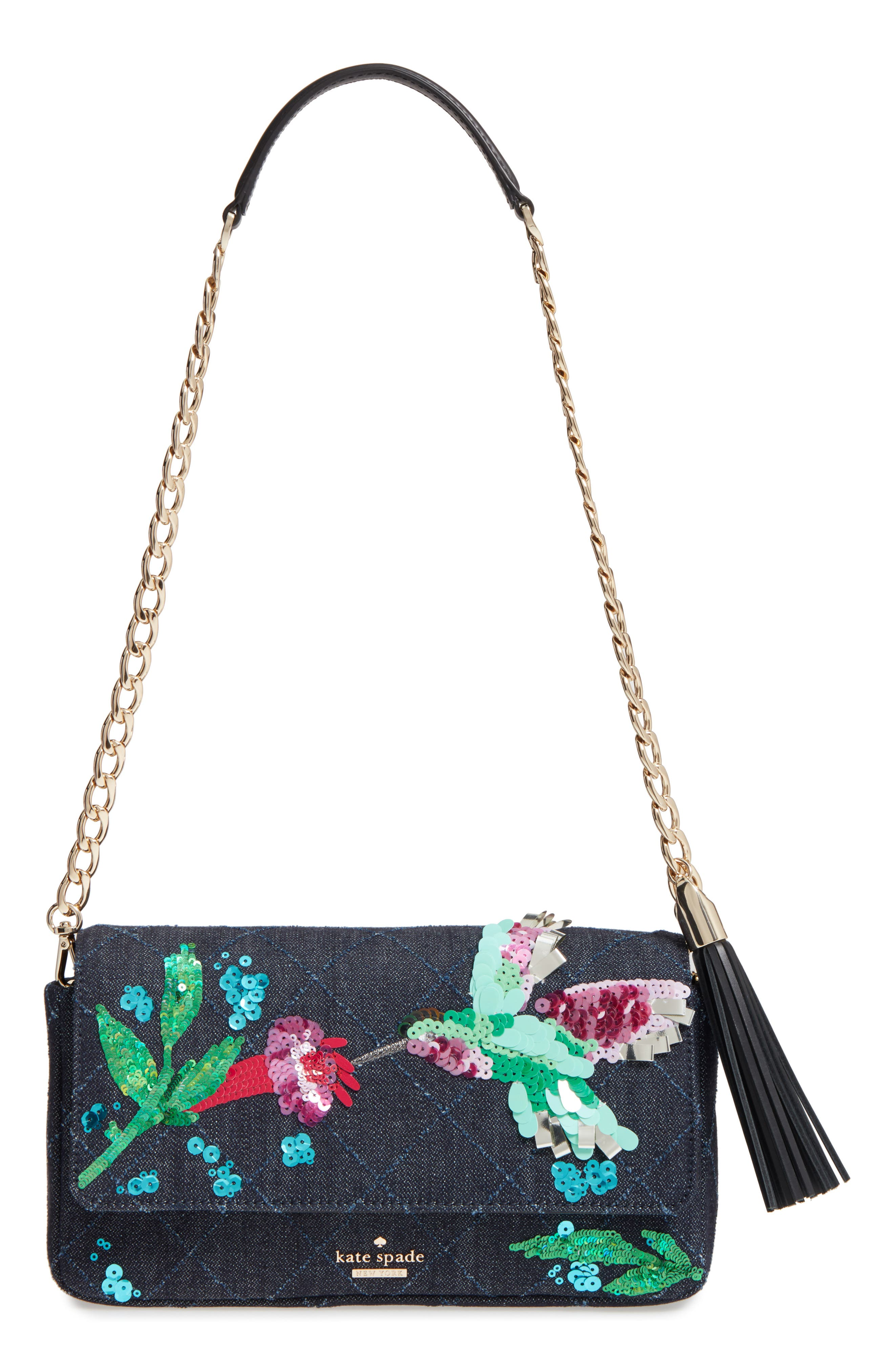 kate spade new york emerson place - hummingbird serena clutch