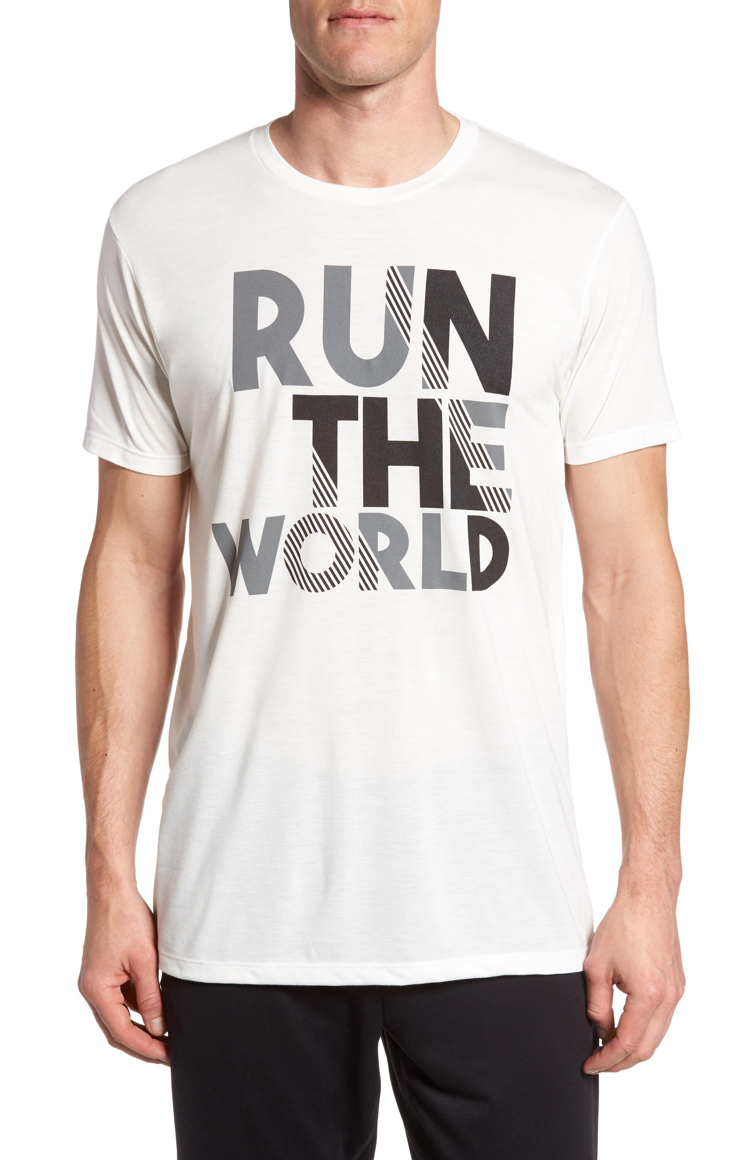 Zella Run the World T-Shirt