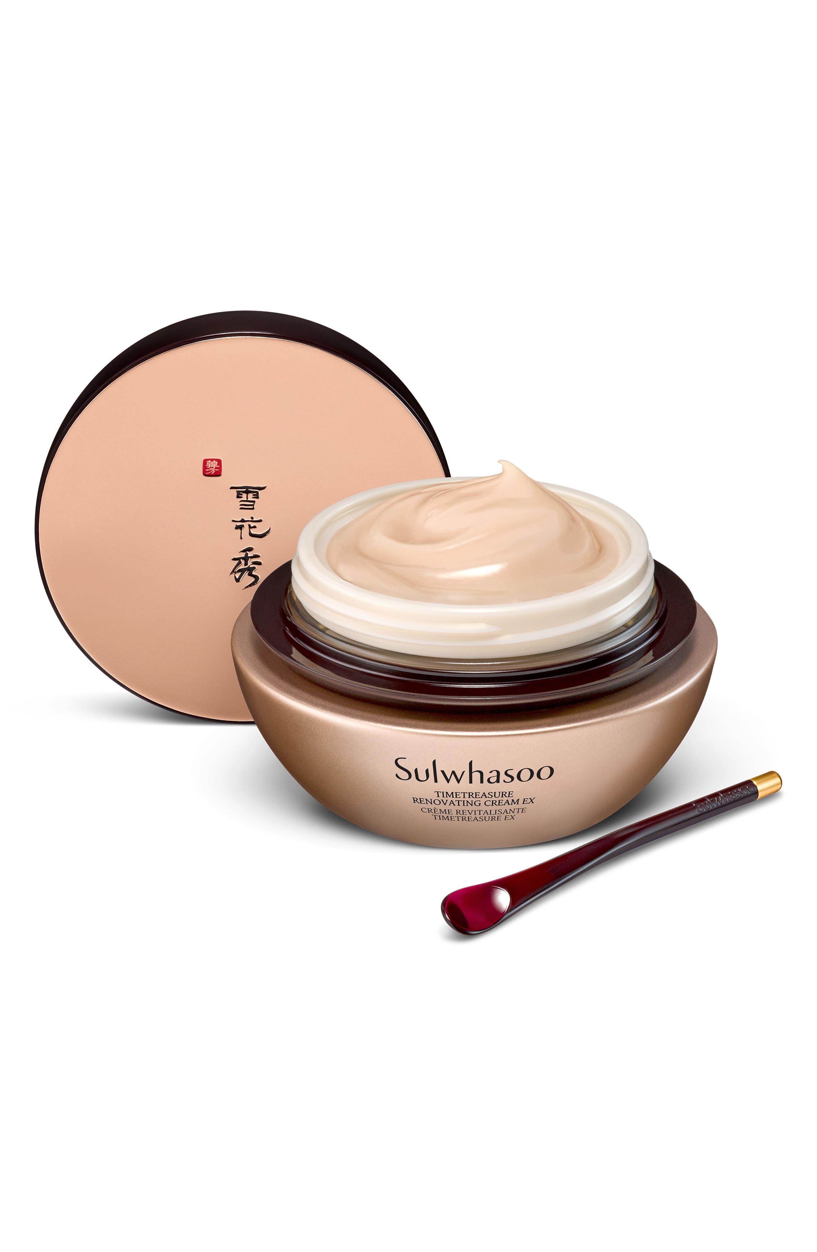 Alternate Image 2  - Sulwhasoo 'Timetreasure' Renovating Cream EX