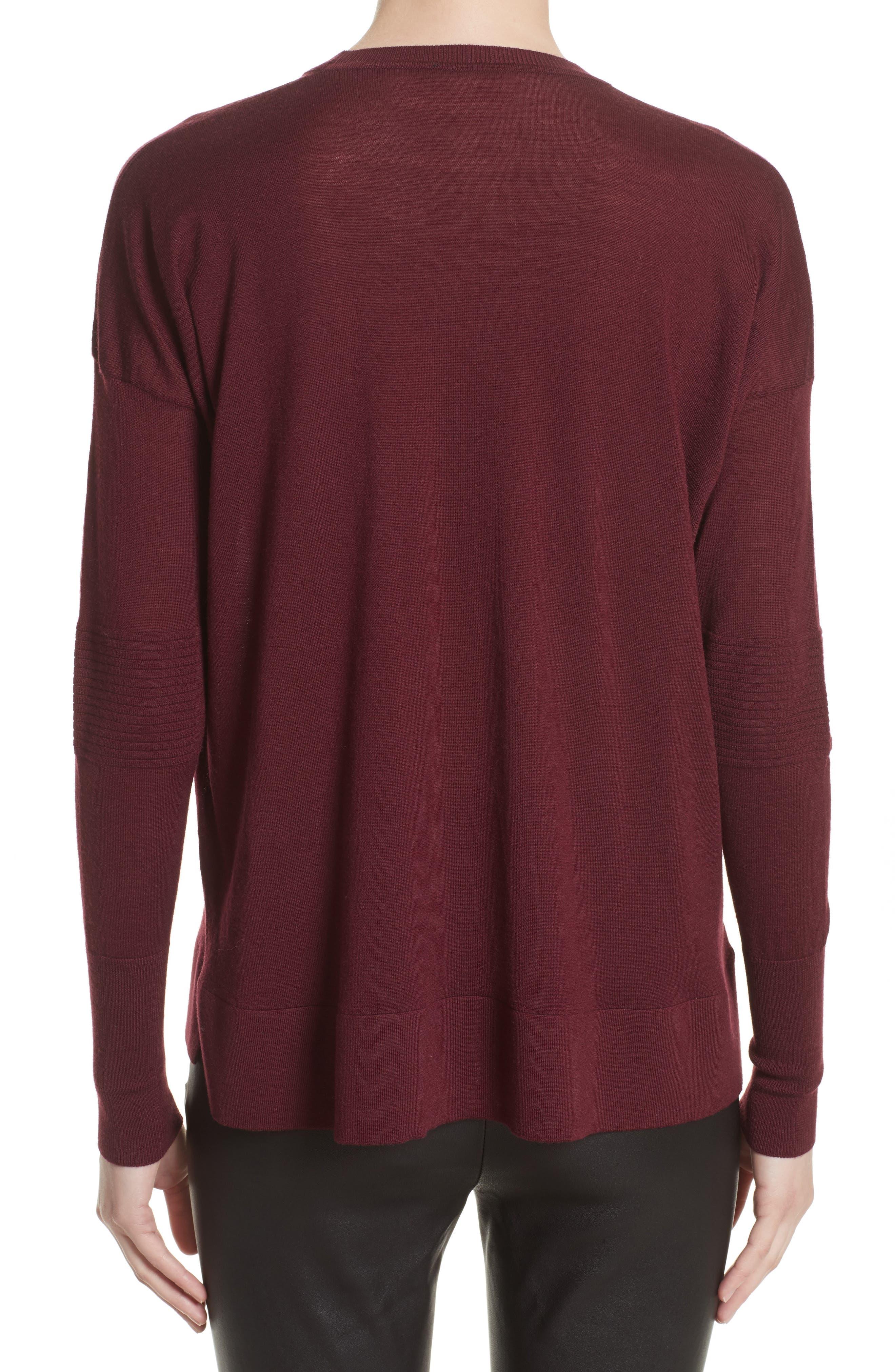 Alternate Image 2  - Belstaff Sarah Wool Sweater