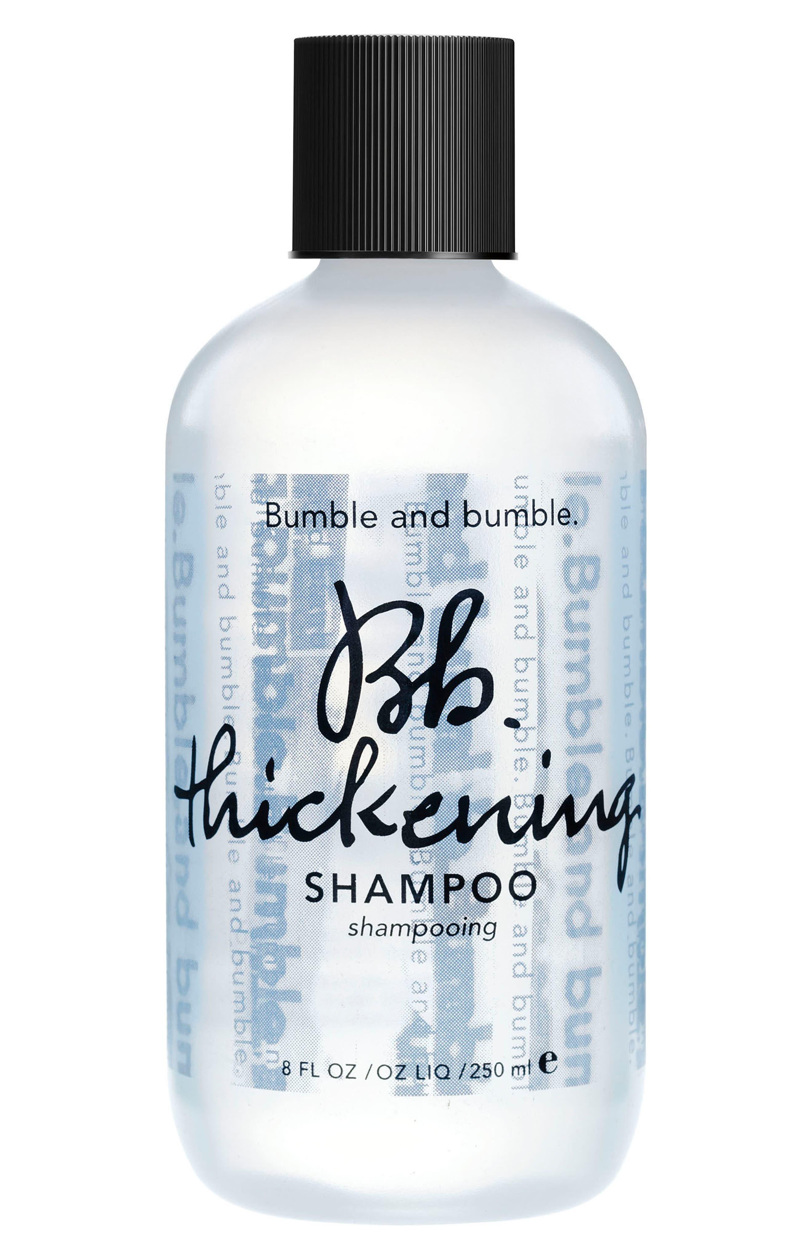 Thickening Shampoo,                         Main,                         color, No Color