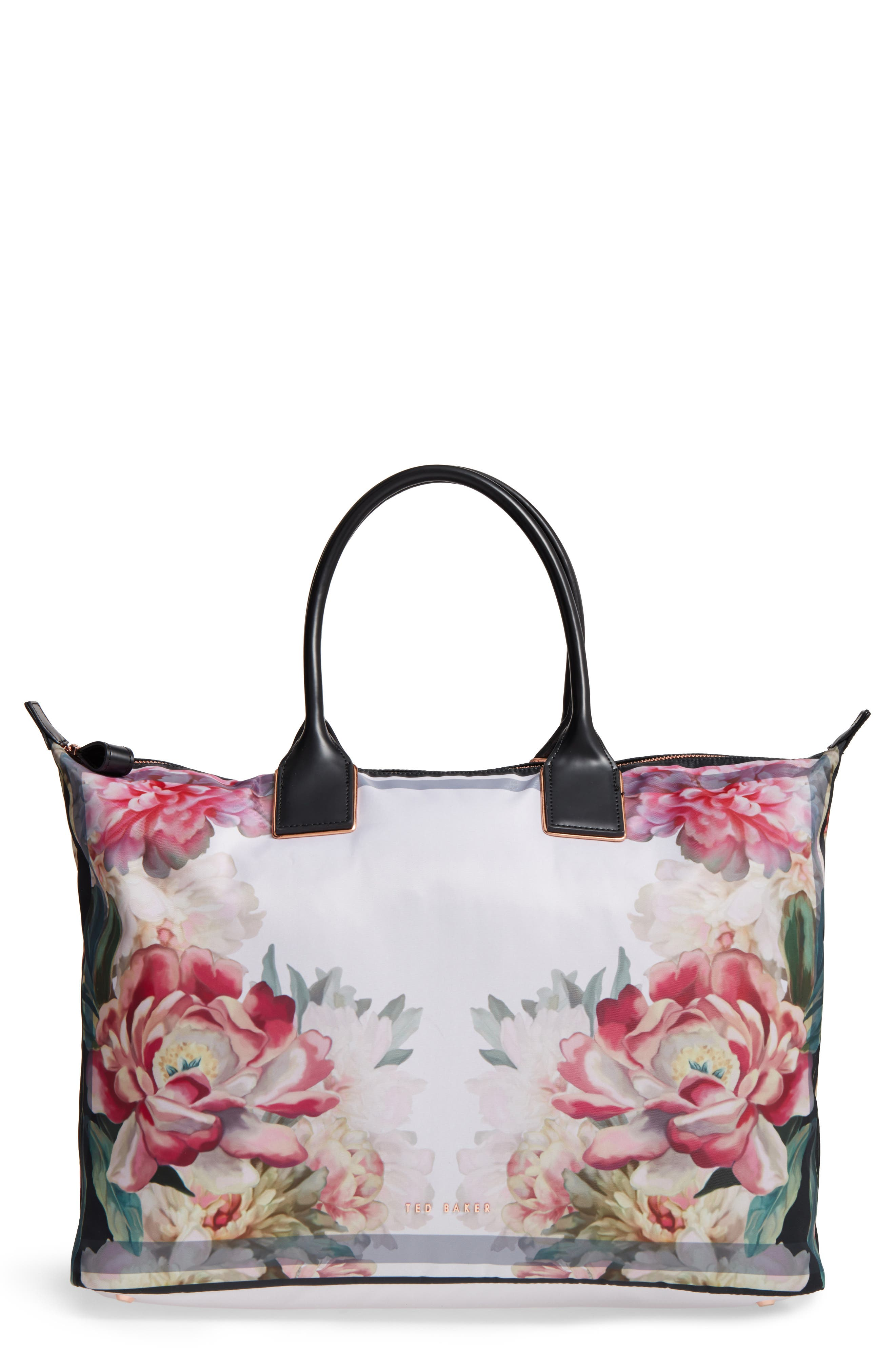 Ted Baker London Large Painted Posie Tote