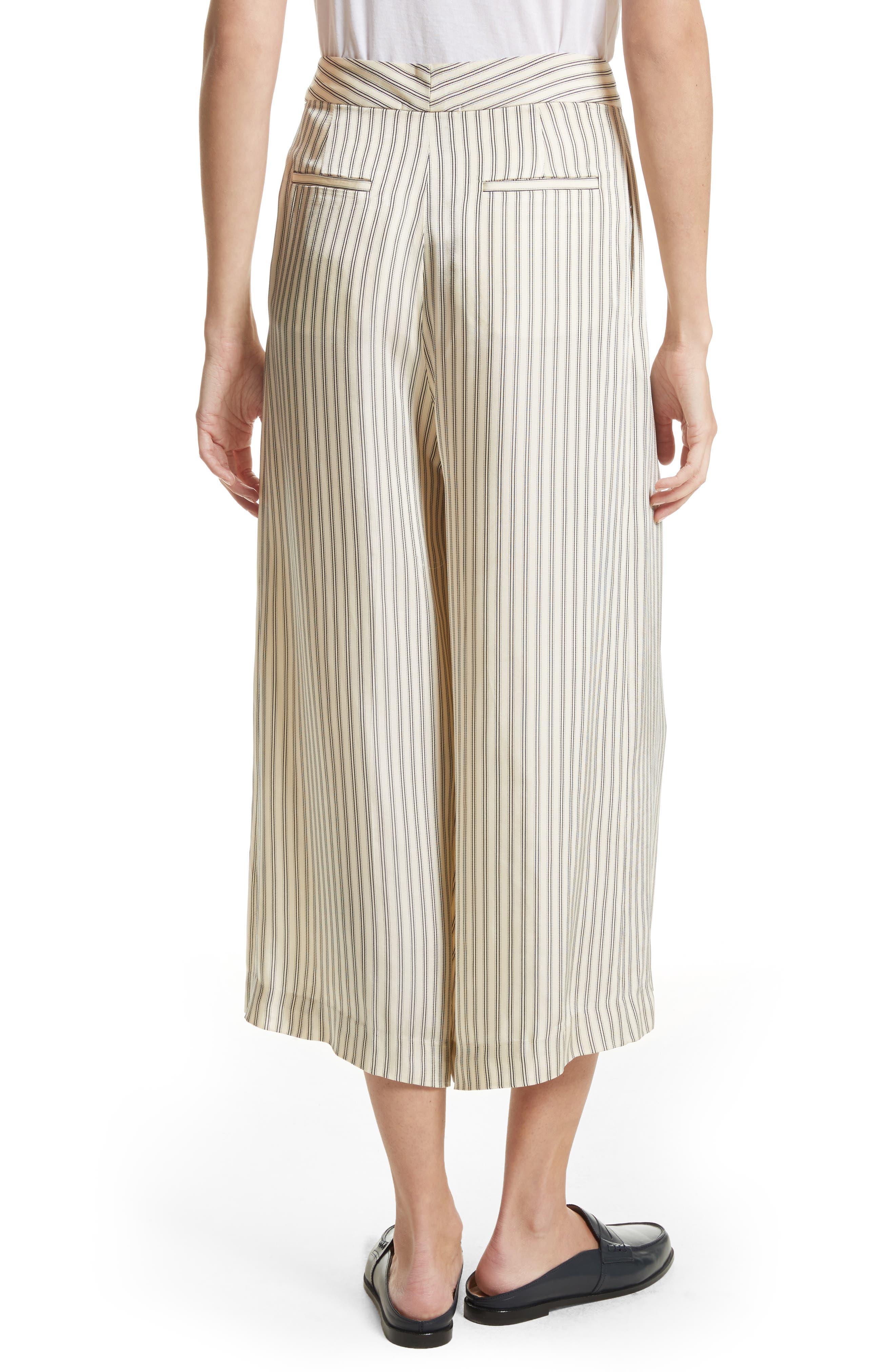 Alternate Image 3  - Sea Stripe Culottes