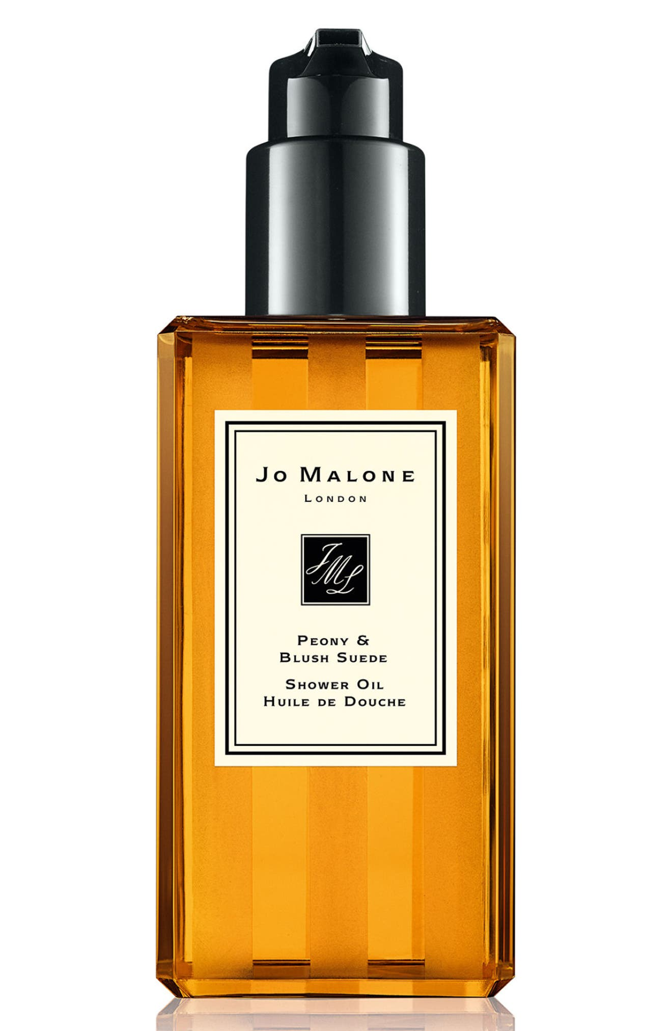 Jo Malone<sup>™</sup> Shower Oil,                             Main thumbnail 1, color,                             Peony Blush Suede
