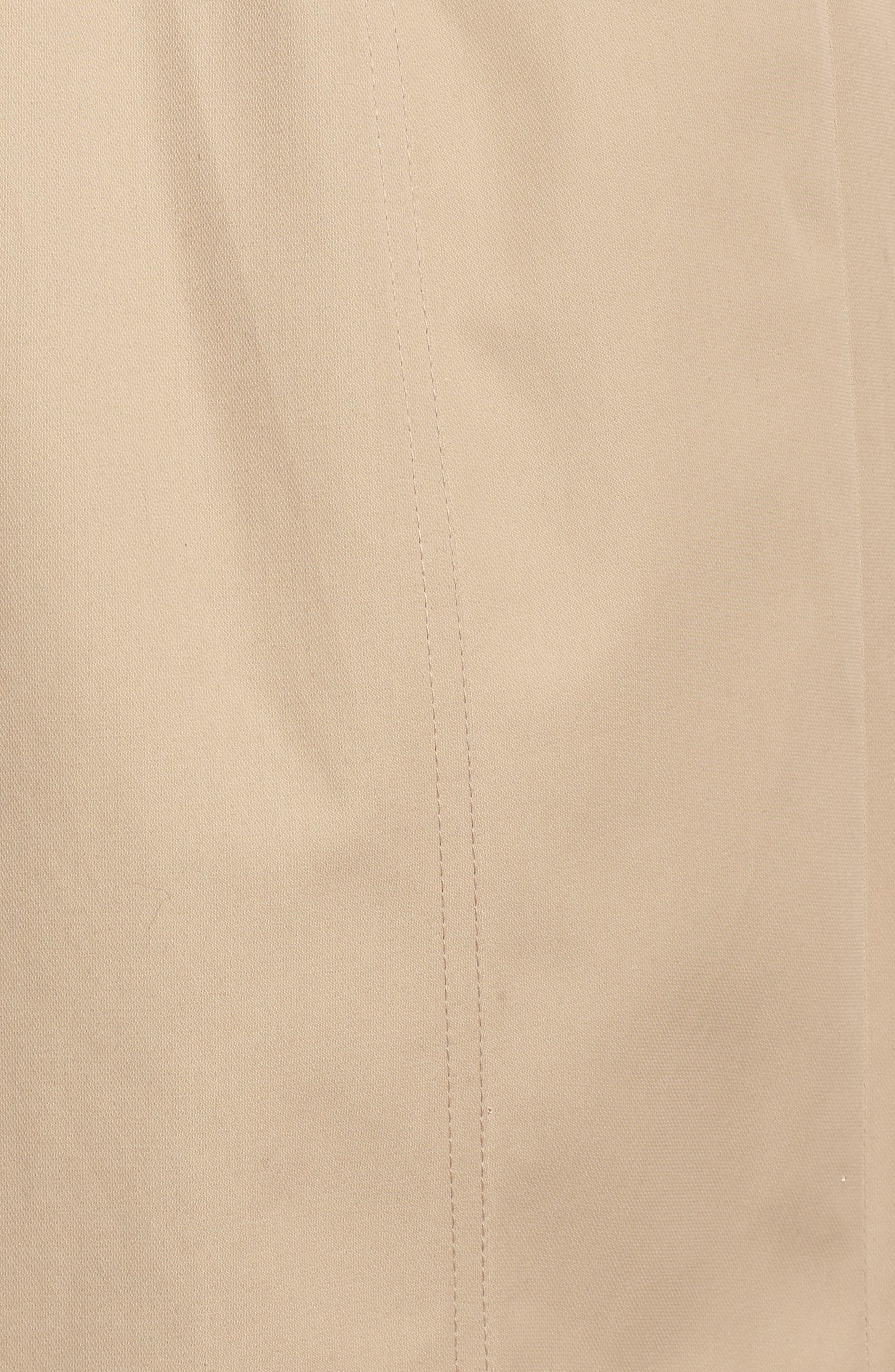 Alternate Image 5  - MICHAEL Michael Kors Core Trench Coat with Removable Hood & Liner (Regular & Petite)