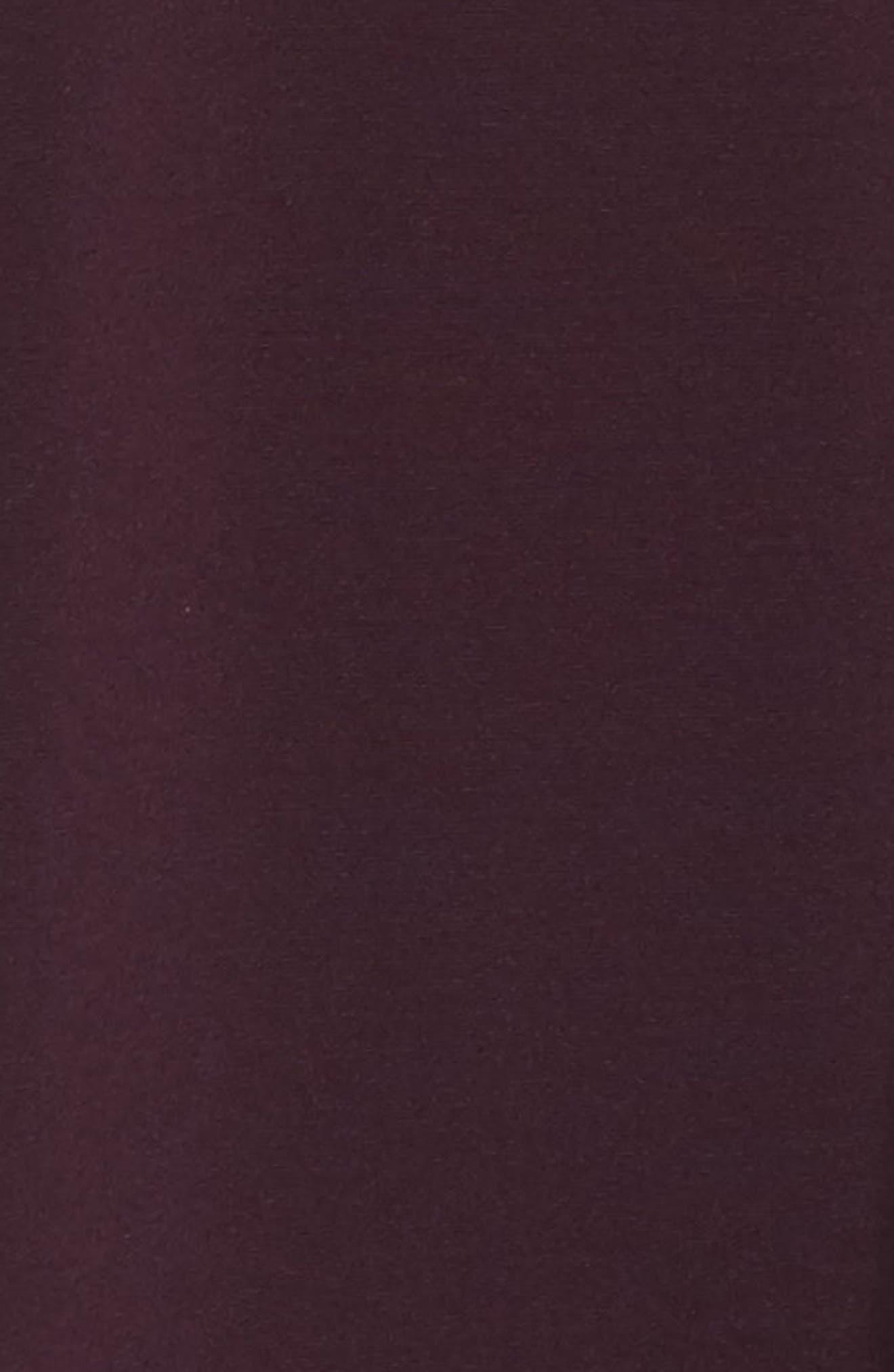 Alternate Image 5  - Eliza J Cold Shoulder Fit & Flare Dress (Regular & Petite)