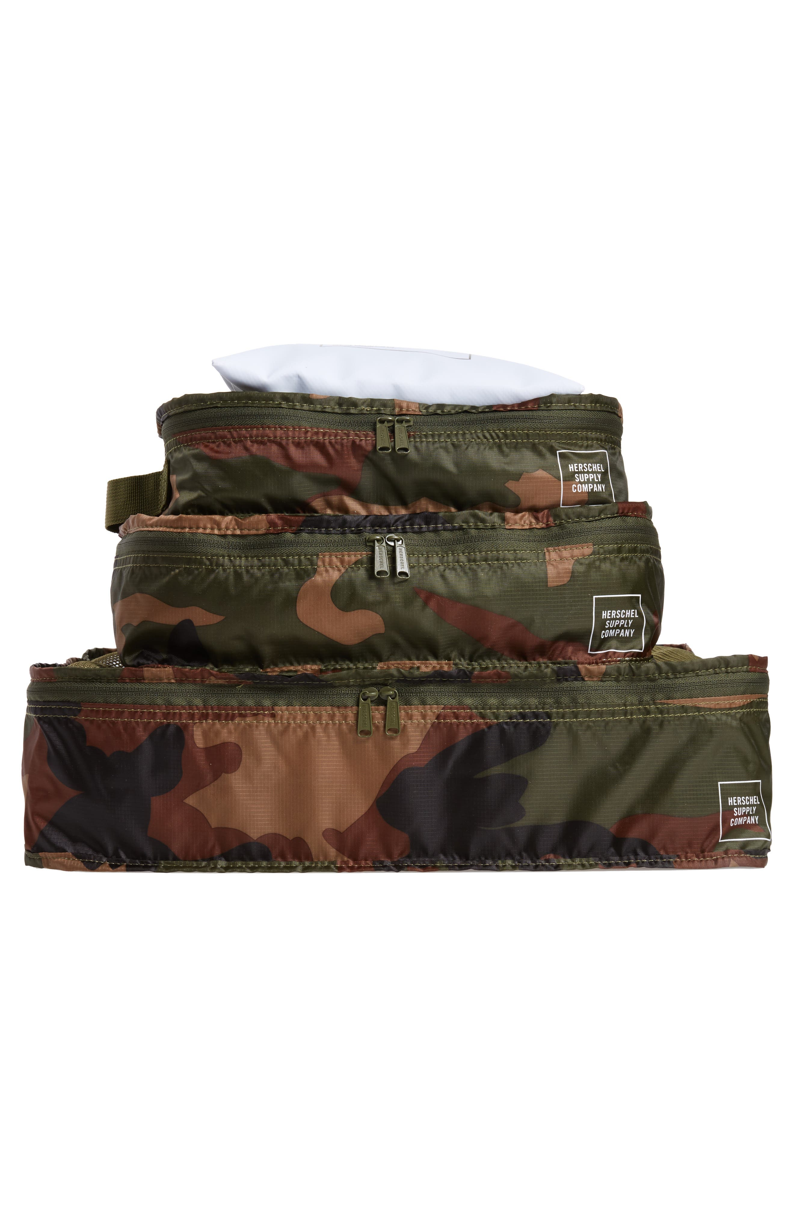 Standard Issue Travel System,                             Alternate thumbnail 3, color,                             Woodland Camo