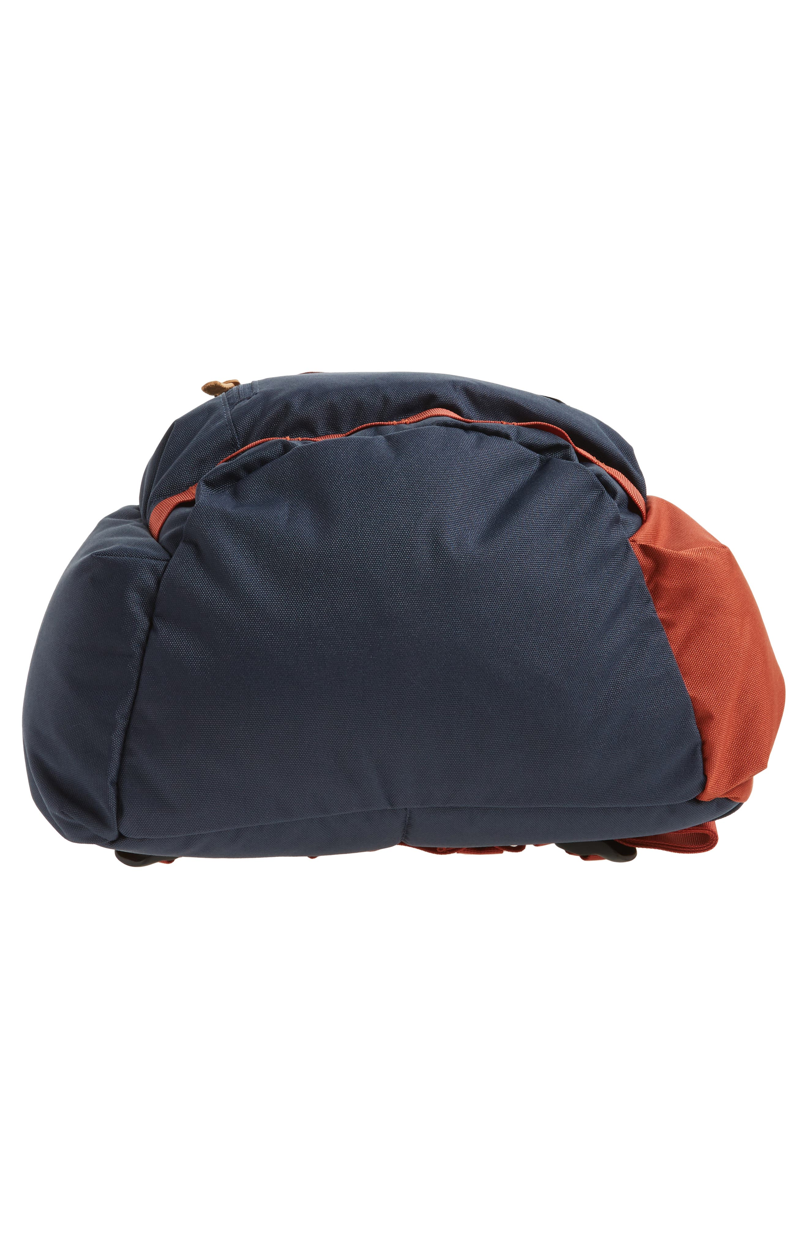 Rift Backpack,                             Alternate thumbnail 5, color,                             Navy/ Rust