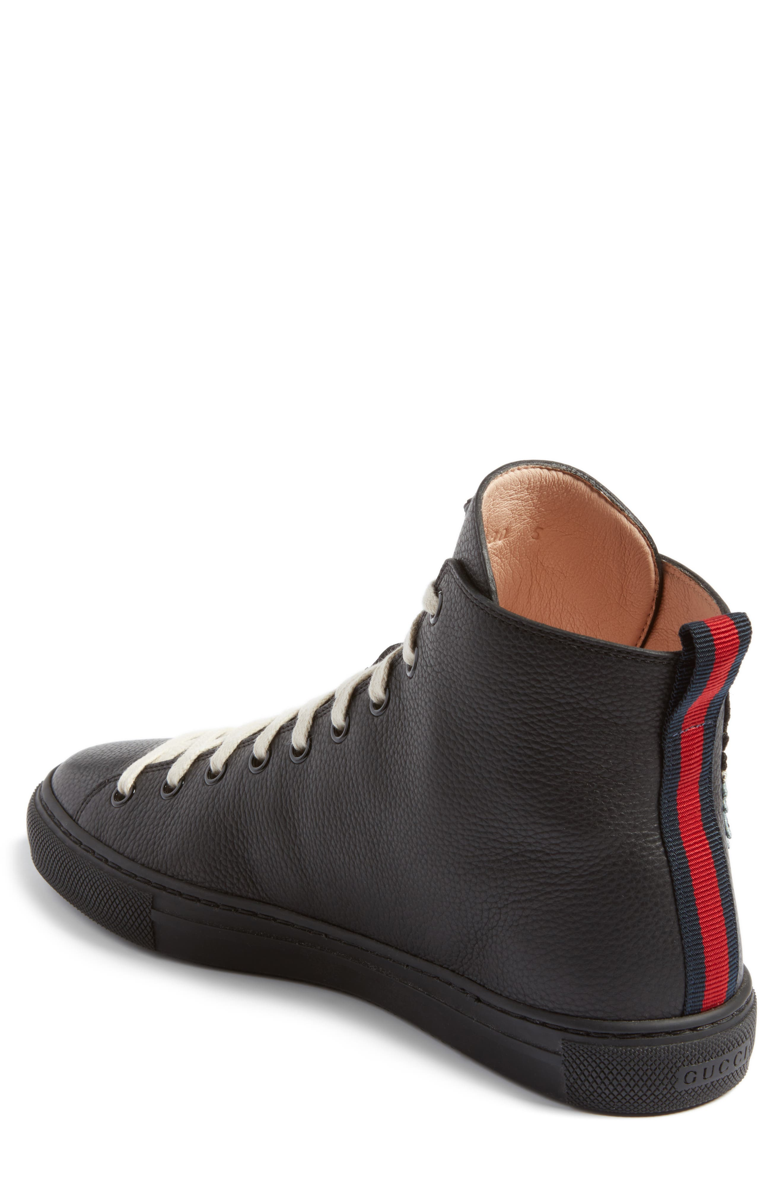 Alternate Image 2  - Gucci Major High Top Sneaker (Men)