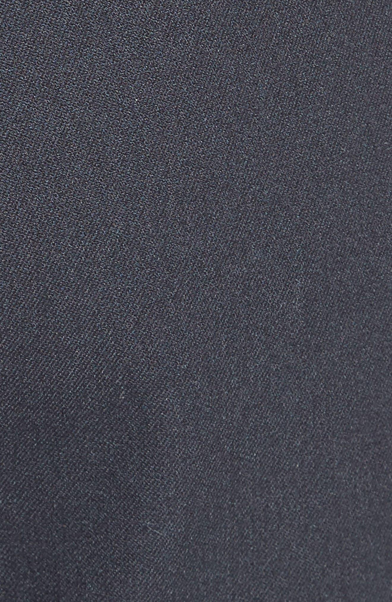 Alternate Image 5  - Veronica Beard Ash Seamed Skinny Pants