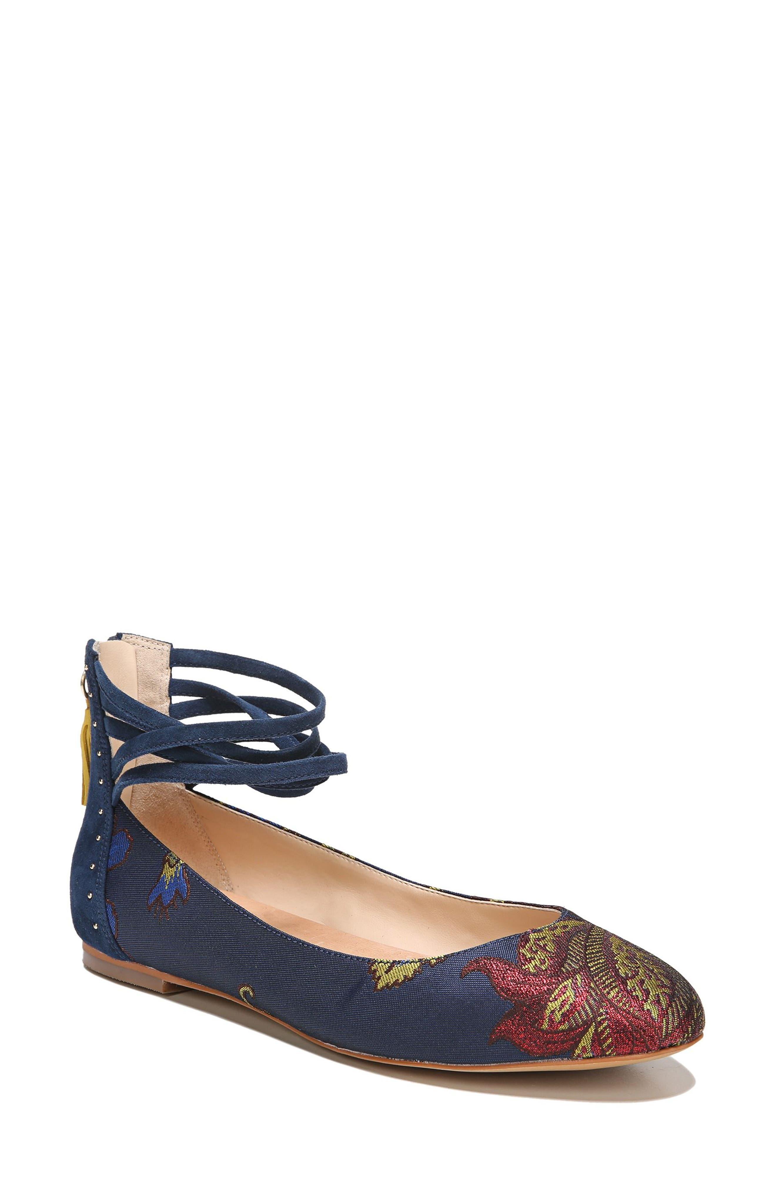 Dr. Scholl's Vonne Ankle Wrap Flat (Women)