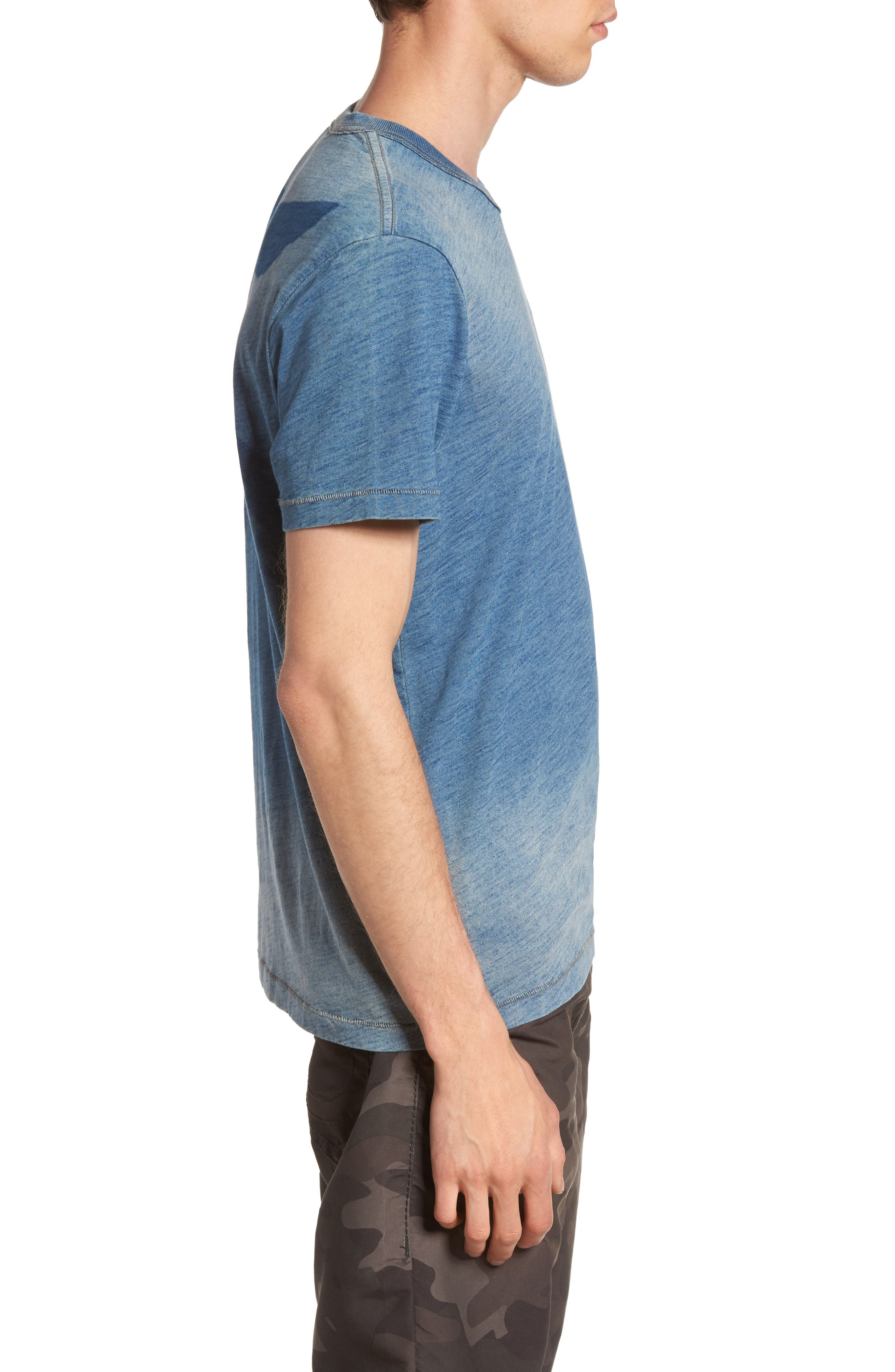 Alternate Image 3  - True Religion Brand Jeans Eagle Shadow T-Shirt