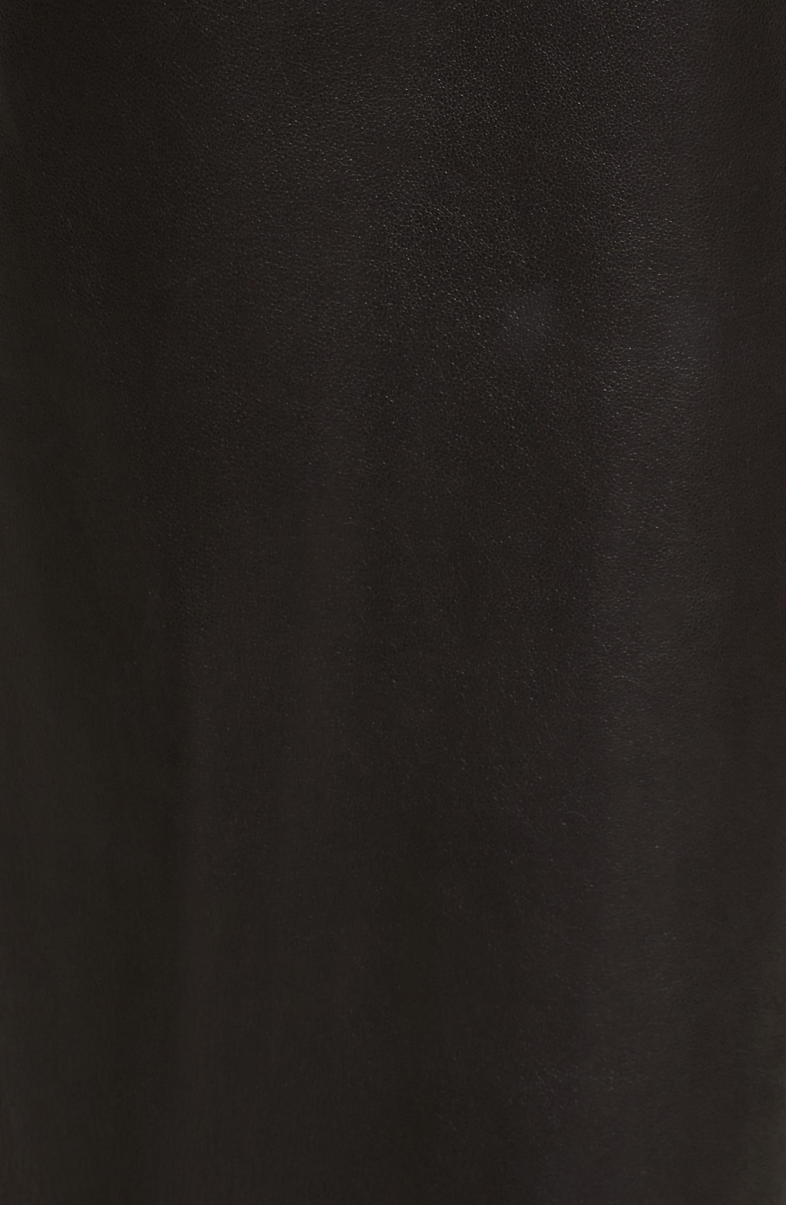 Alternate Image 6  - Robert Rodriguez Leather Gaucho Pants