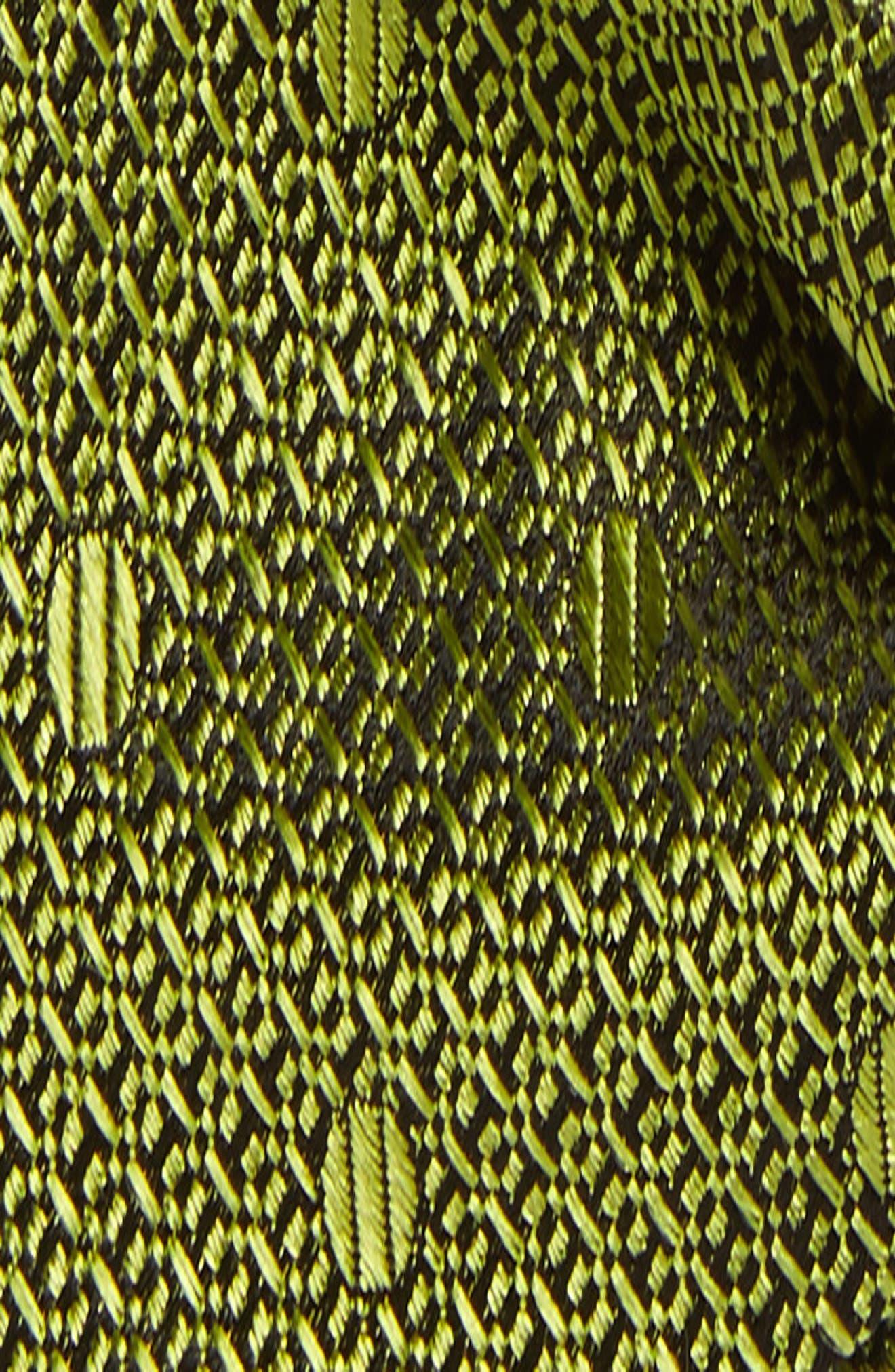 Alternate Image 3  - Calibrate Textured Dot Silk Bow Tie